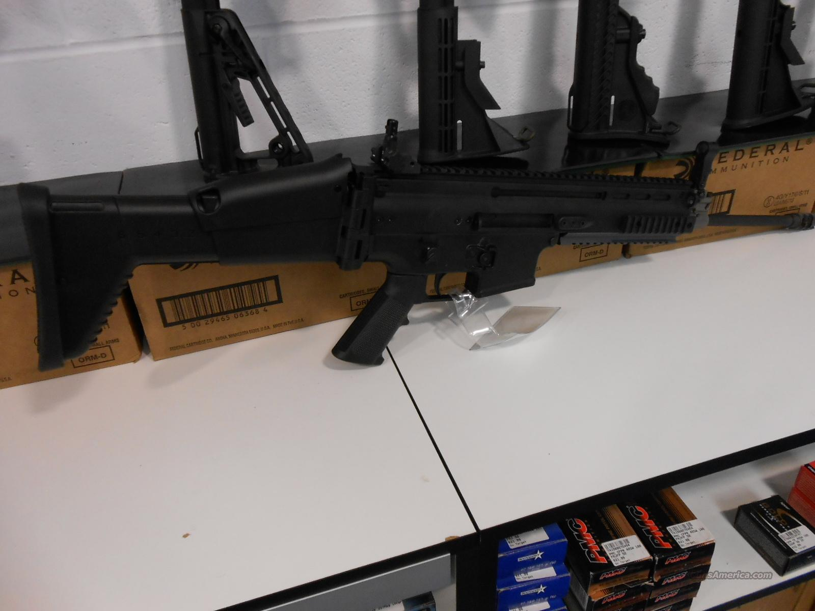 FN Scar 16S   5.56  Guns > Rifles > FNH - Fabrique Nationale (FN) Rifles > Semi-auto > Other