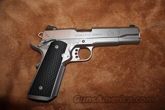 Springfield Armory TRP SS Loaded PC9107LP 45ACP LIKE NEW  Guns > Pistols > Springfield Armory Pistols > 1911 Type