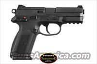 FNH FNX-9 9MM DA 17RD BLK FS   FNH - Fabrique Nationale (FN) Pistols > High Power Type