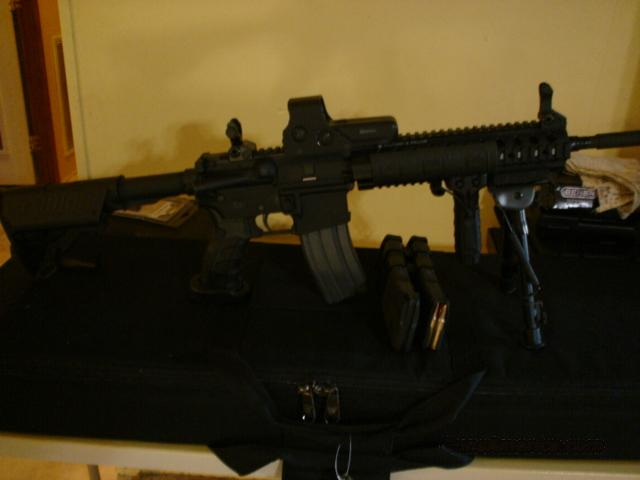 Smith & Wesson M&P 15T  Guns > Rifles > Smith & Wesson Rifles > M&P