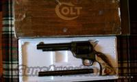 Colt 45 Single Action Army  Guns > Pistols > Colt Single Action Revolvers - 3rd Gen.