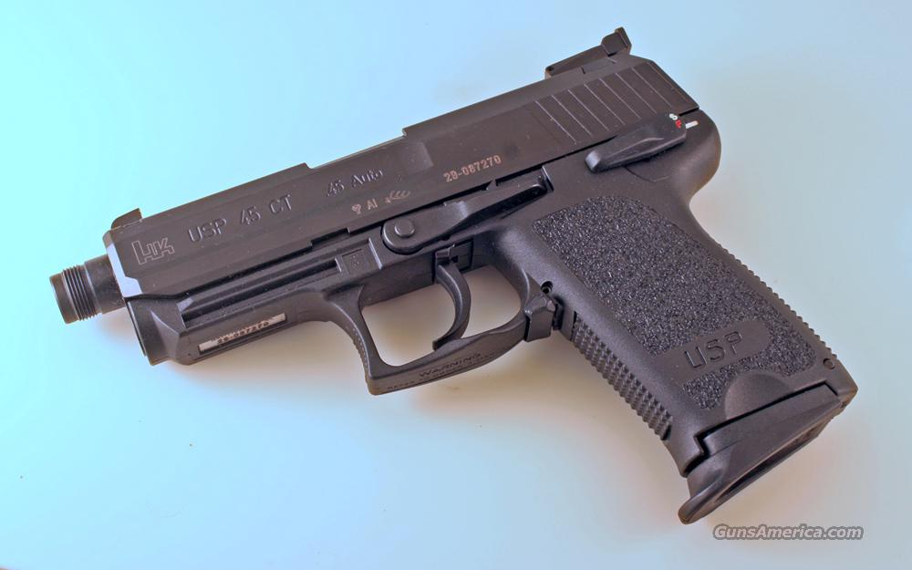 H&K USP Compact Tactical PRICE REDUCED  Guns > Pistols > Heckler & Koch Pistols > Polymer Frame