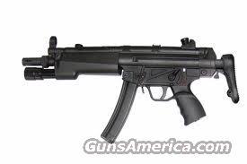 "HK Semi-Auto Trigger Pack MP5 w/ Sling (No Stock)  ""Pistol"" Adapter in Place  Guns > Pistols > Heckler & Koch Pistols > SteelFrame"