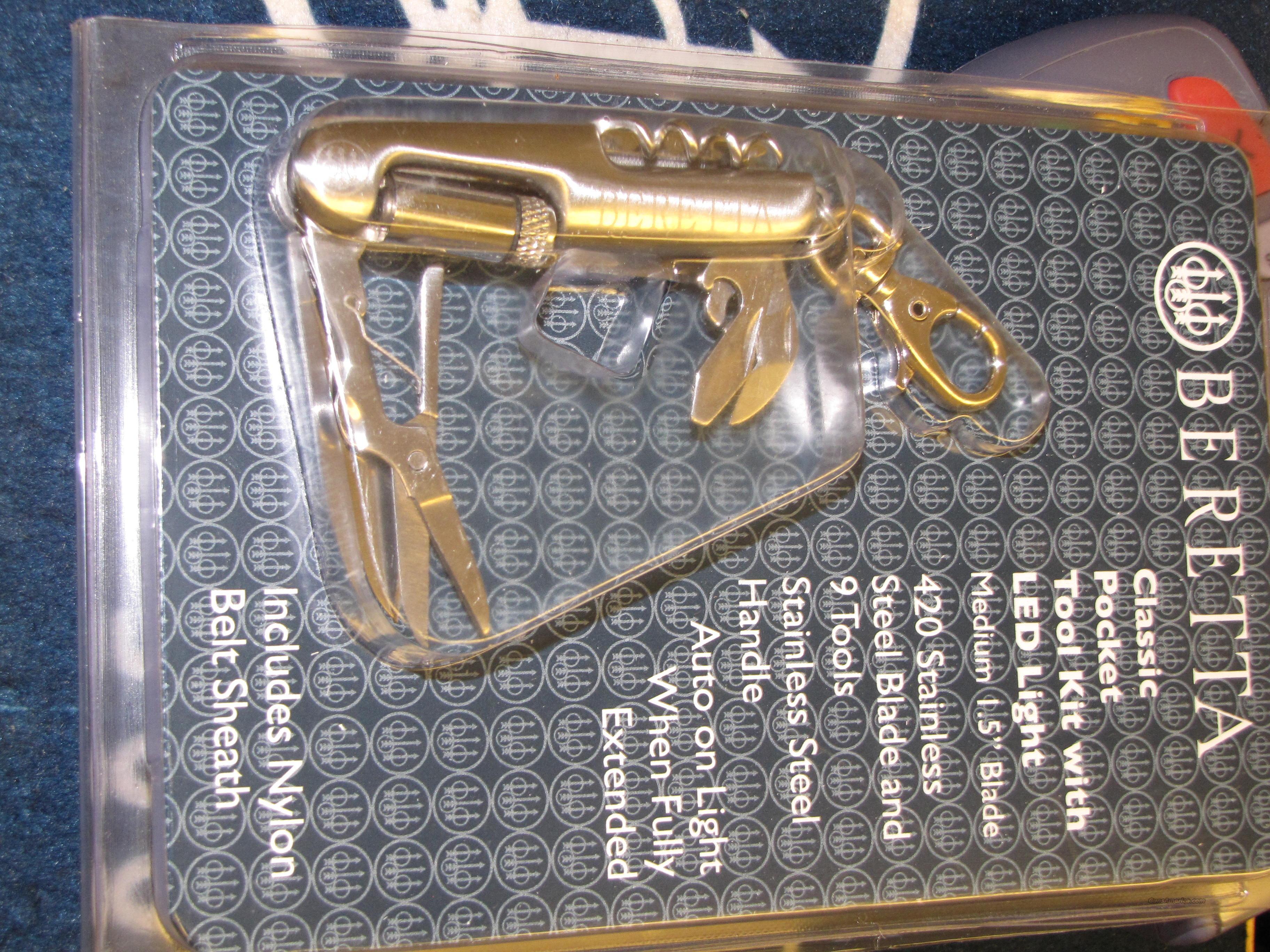Beretta Multi tool  Non-Guns > Miscellaneous
