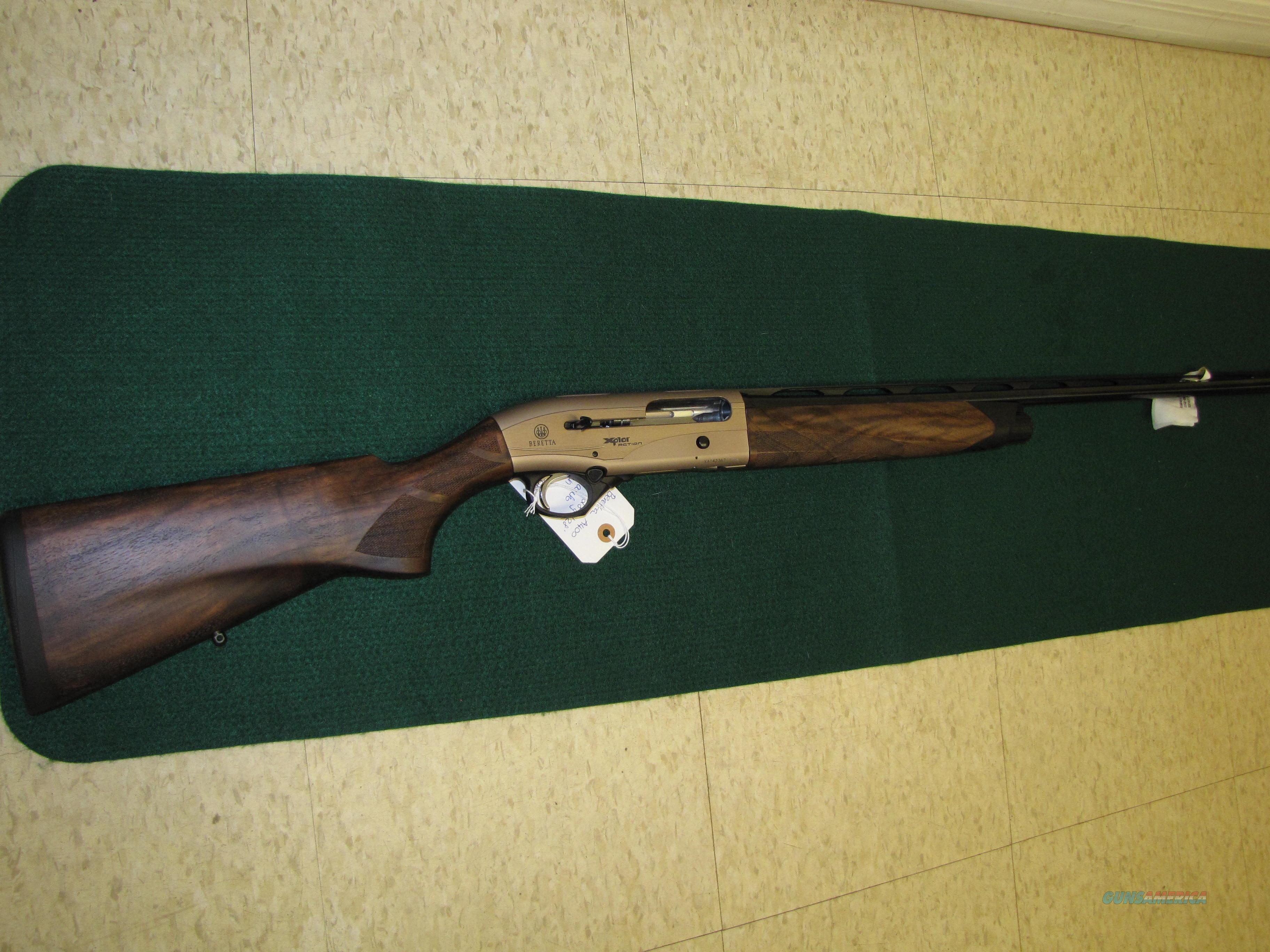 New Beretta A400 Xplor Action 28 gauge   Guns > Shotguns > Beretta Shotguns > Autoloaders > Hunting