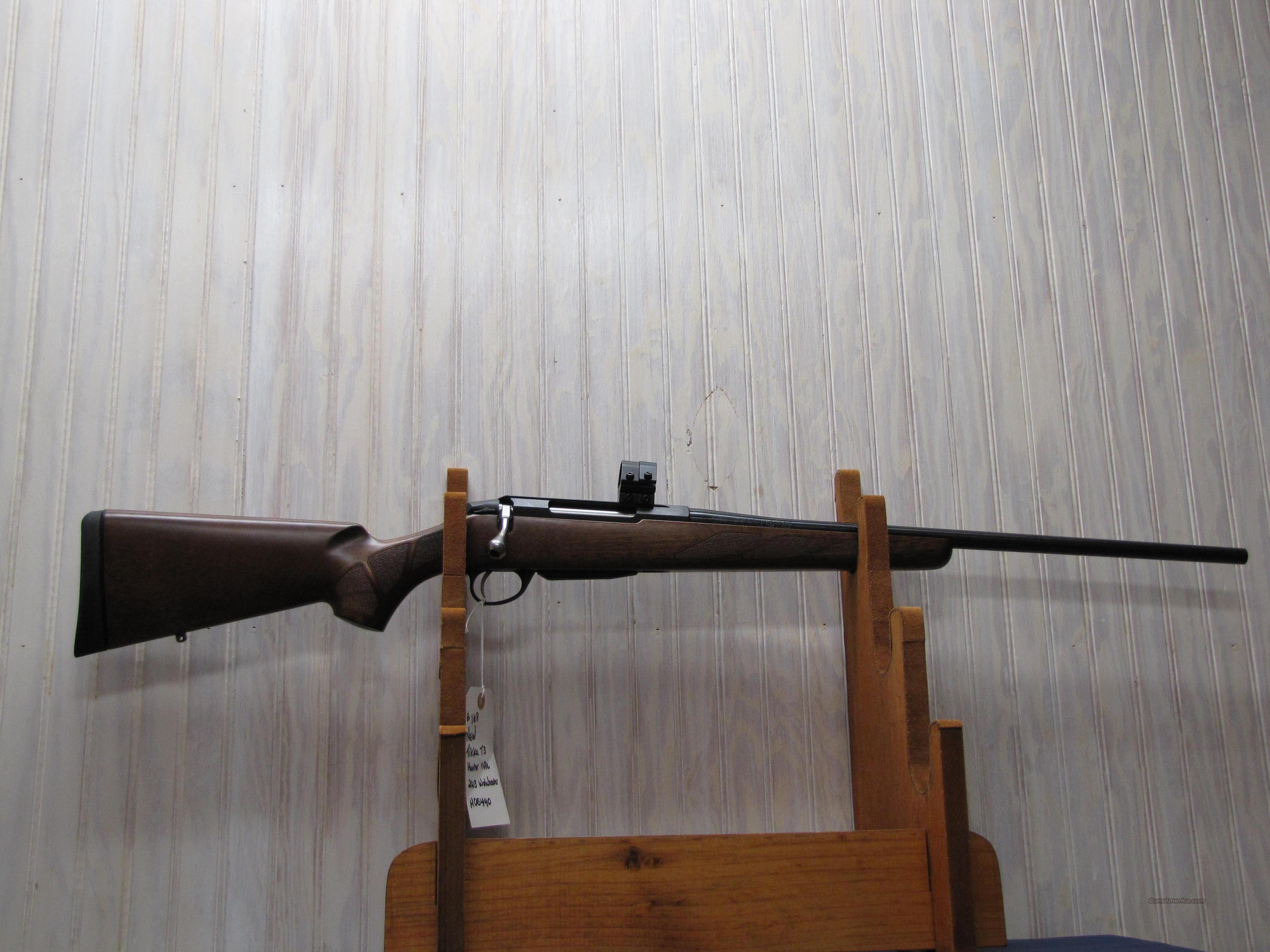 Tikka T3 Hunter   Guns > Rifles > Tikka Rifles > T3