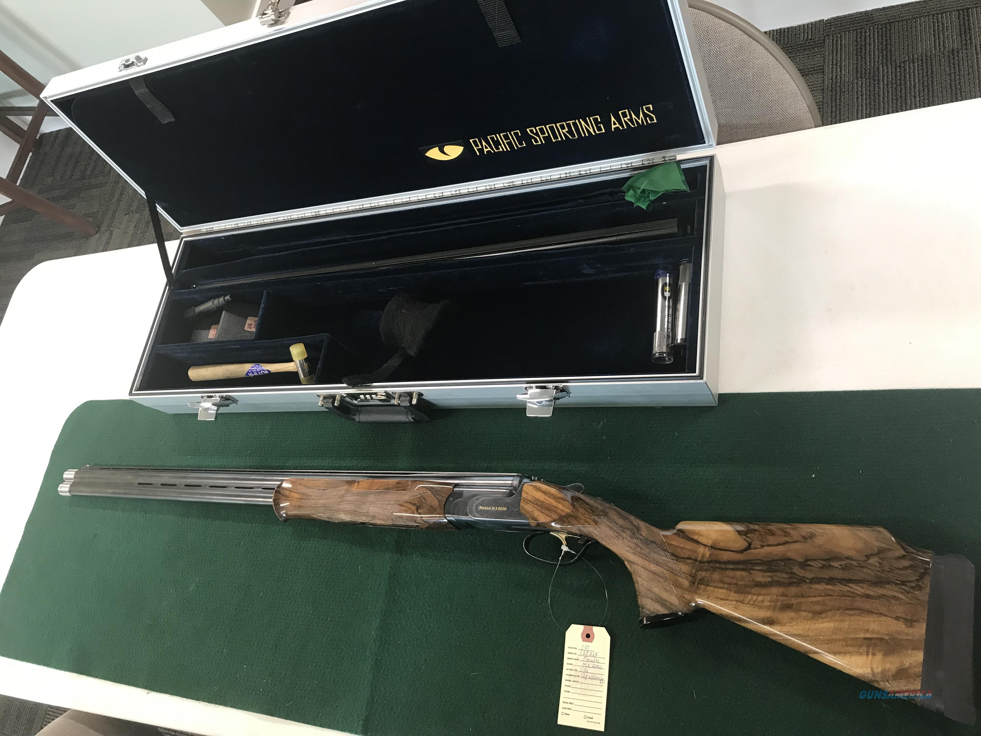 Perazzi MX2000   Guns > Shotguns > Perazzi Shotguns