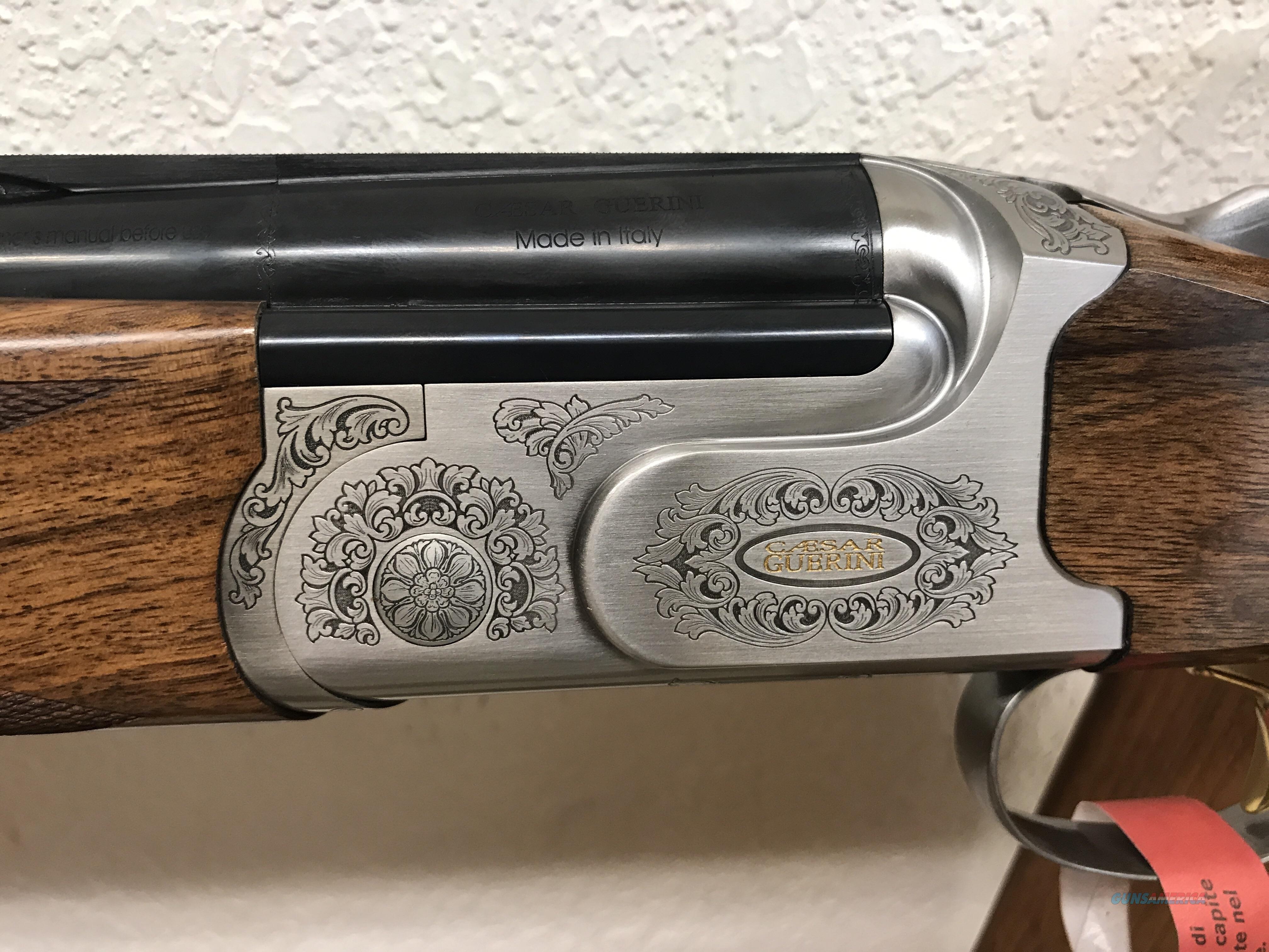 New Guerini Summit Sporter 12 gauge 32 inch over under  Guns > Shotguns > Guerini Shotuns