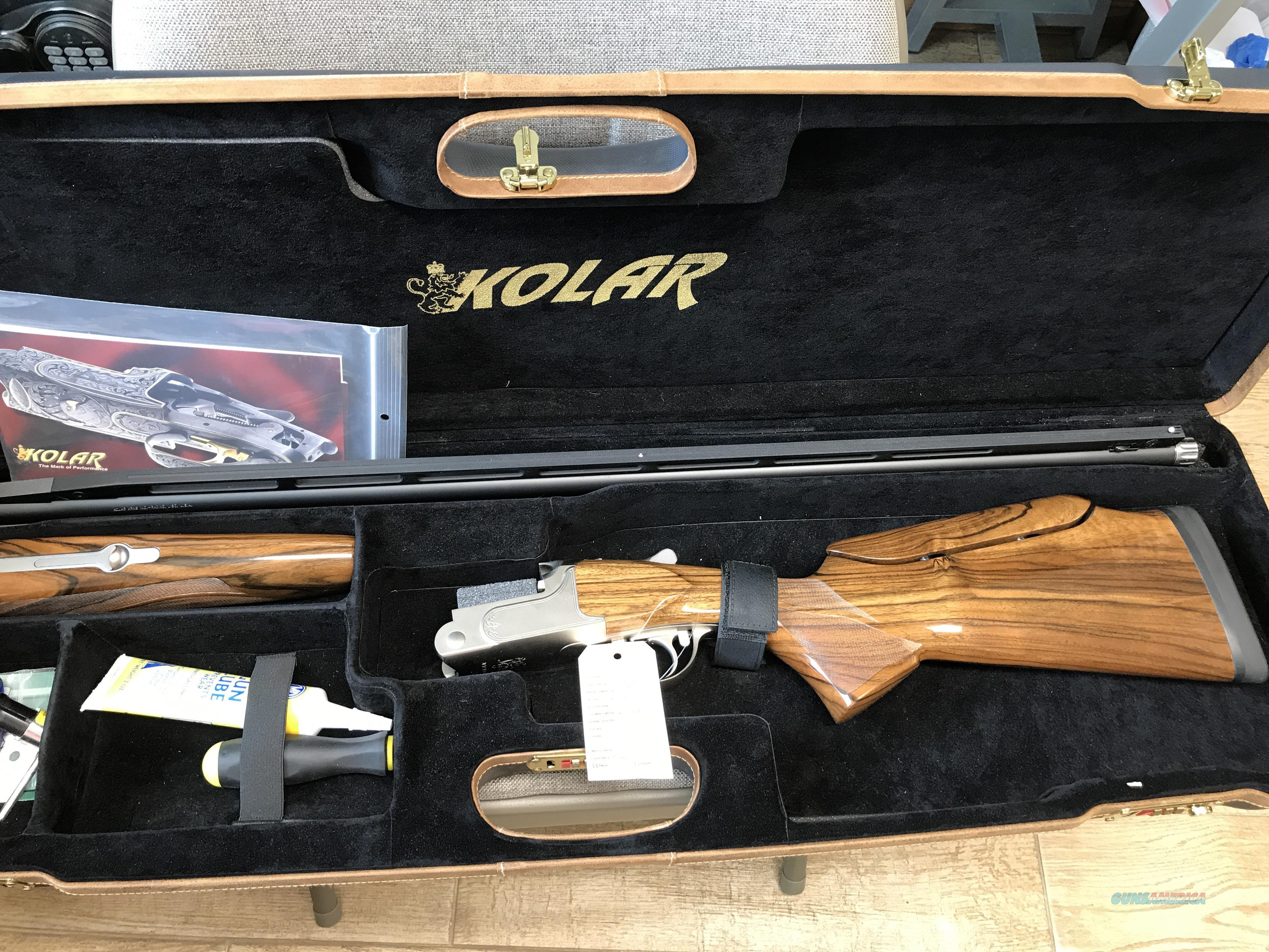 Kolar High Rib  Guns > Shotguns > Kolar Shotguns