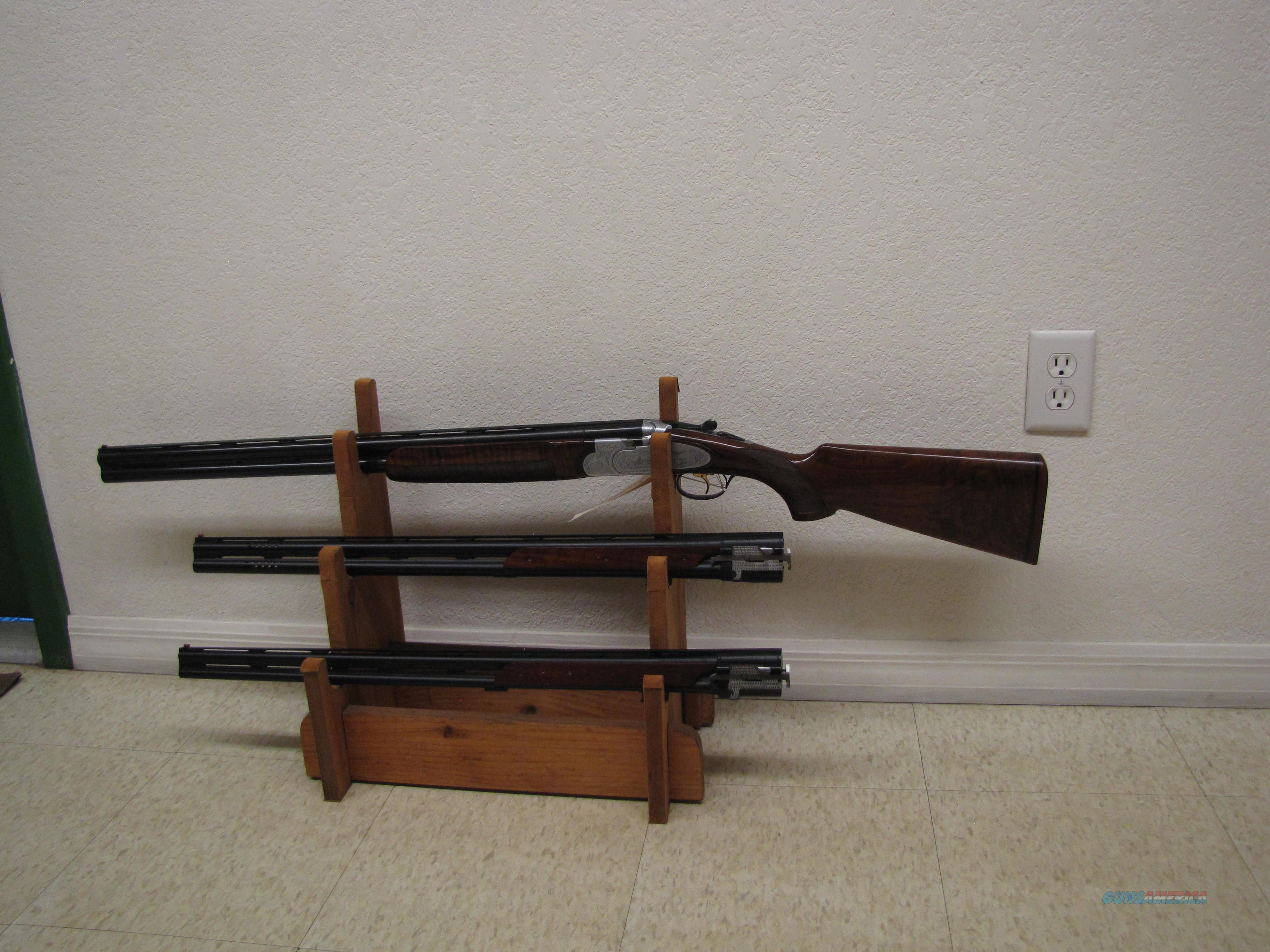 USED BERETTA 687  EELL, 3 barrel set  Guns > Shotguns > Beretta Shotguns > O/U > Trap/Skeet