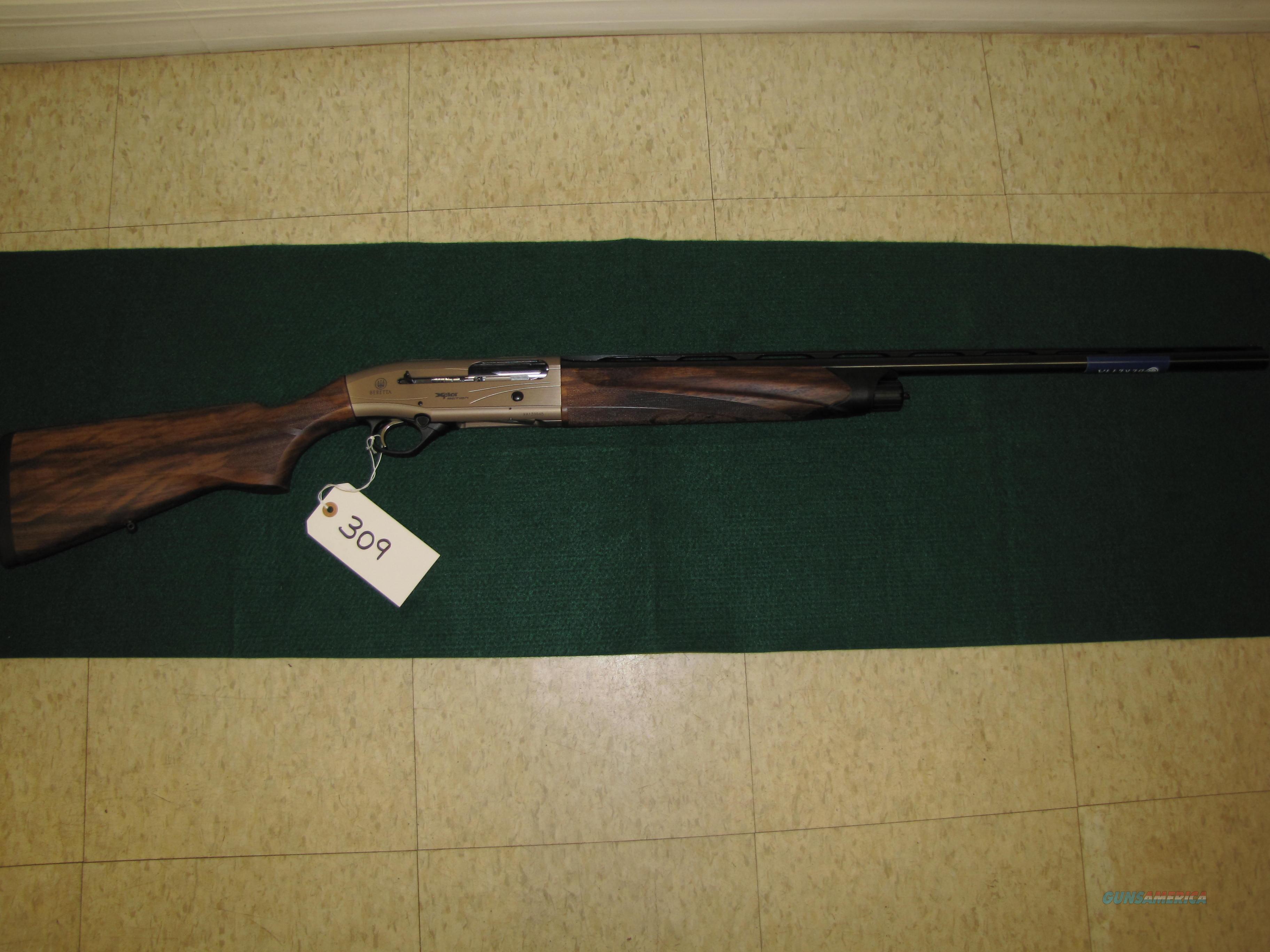New  Beretta A400 Action 20 gauge 28 inch  Guns > Shotguns > Beretta Shotguns > Autoloaders > Hunting