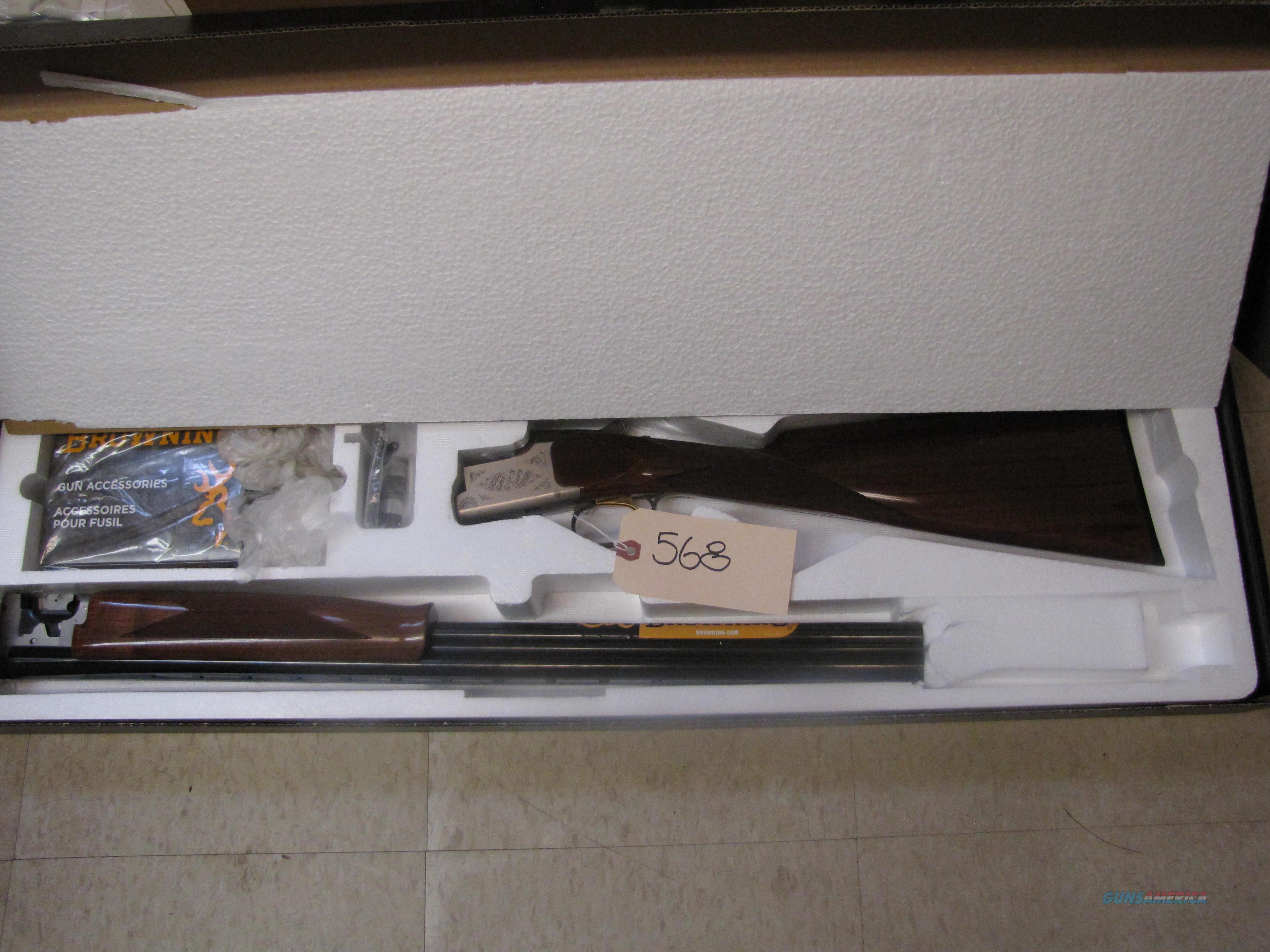 Browning Citori Superlite Feather - NIB  Guns > Shotguns > Browning Shotguns > Over Unders > Citori > Hunting