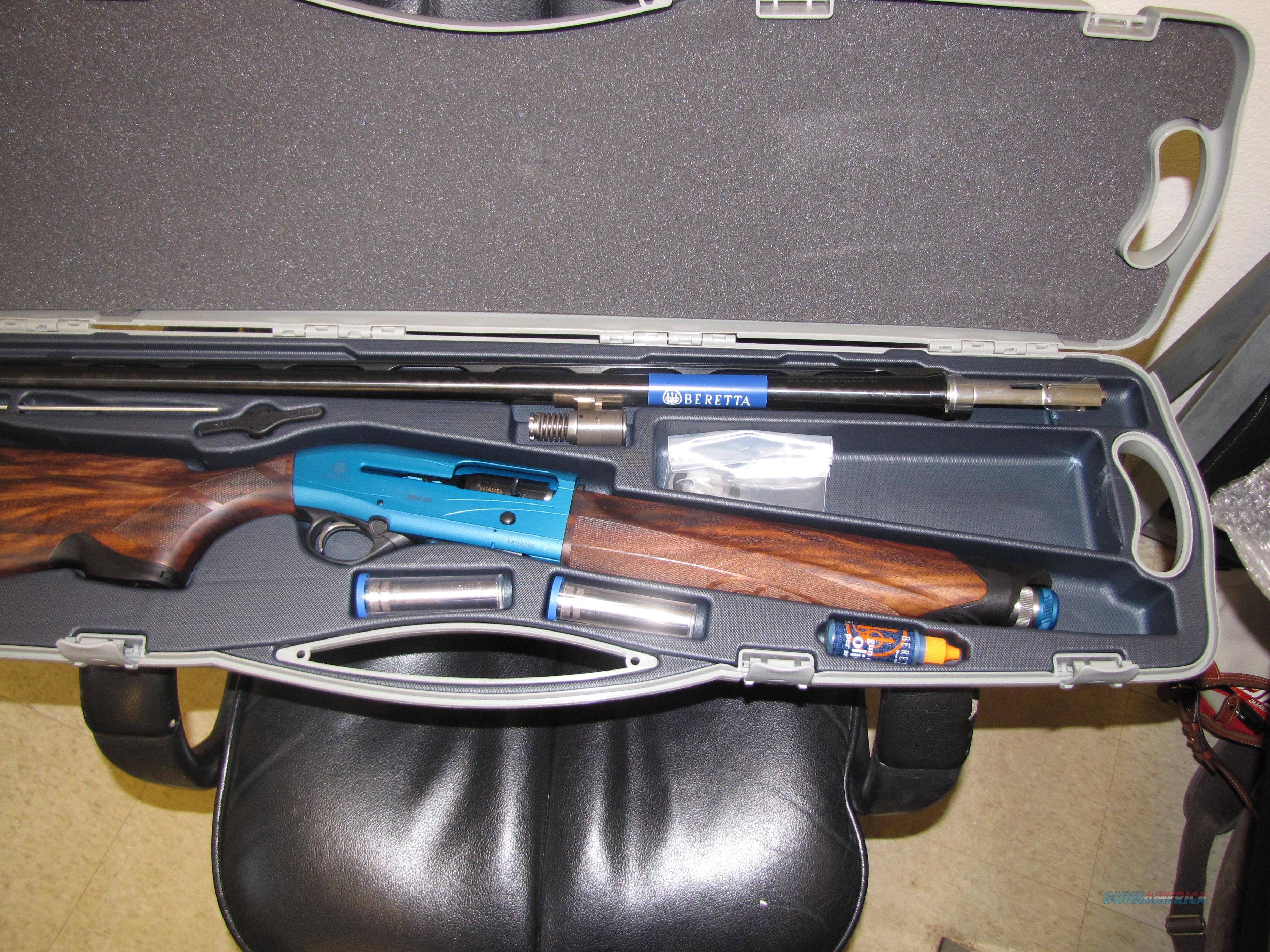 Beretta A400 Xcel 12 Gauge   Guns > Shotguns > Beretta Shotguns > Autoloaders > Trap/Skeet