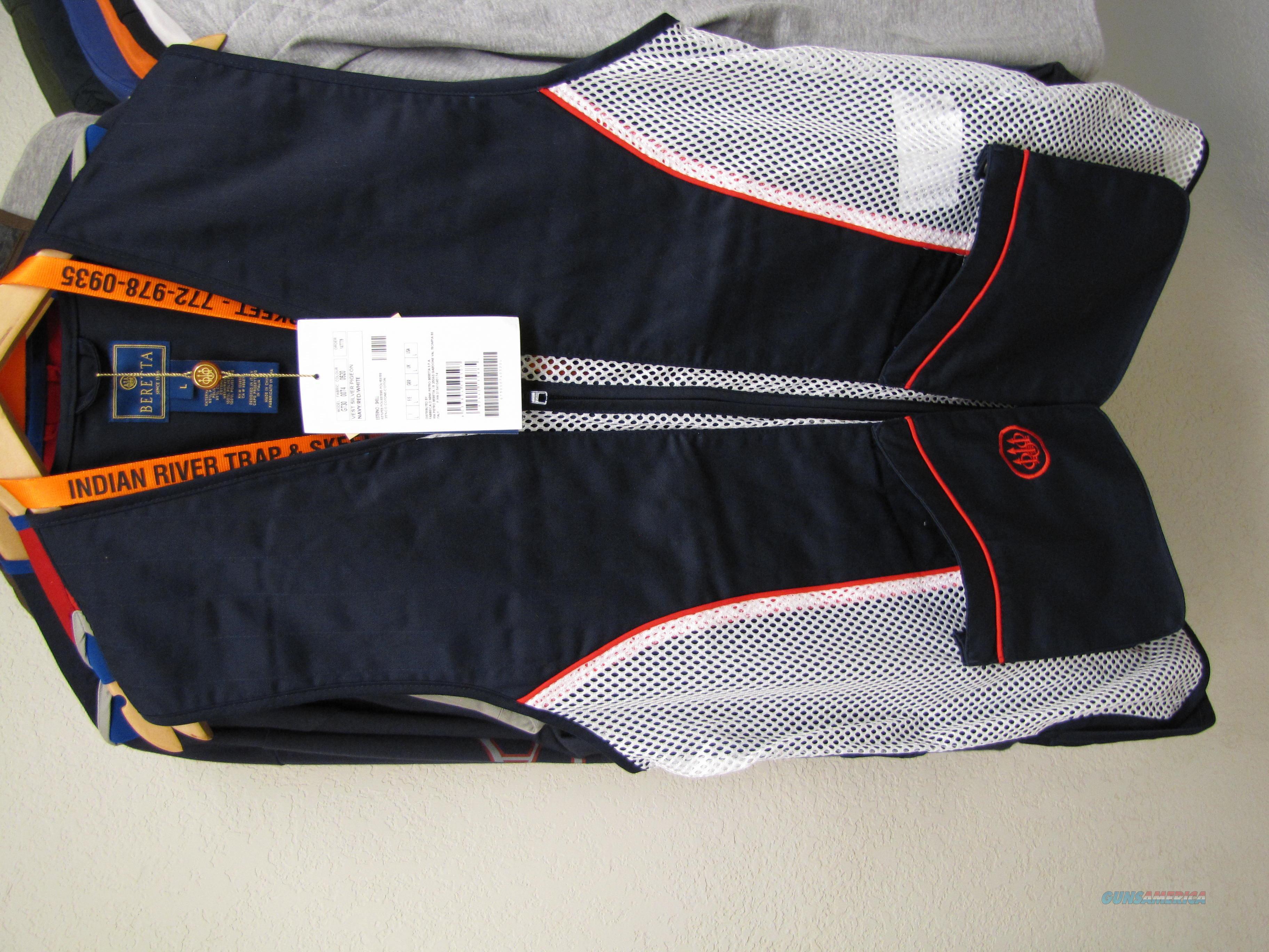 Beretta Men's Silver Pigeon Vest   Non-Guns > Logo & Clothing Merchandise