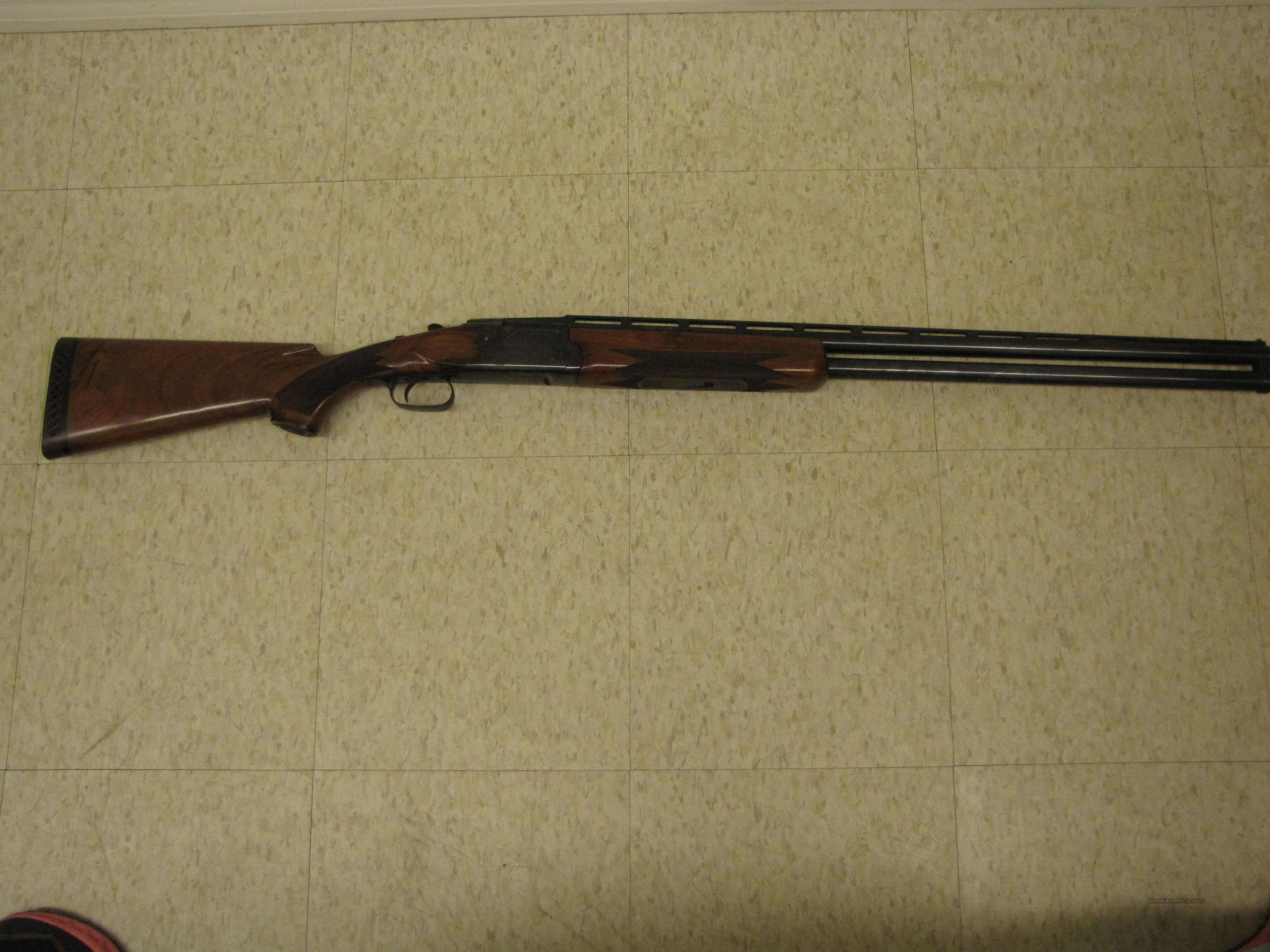 Remington 3200  Guns > Shotguns > Remington Shotguns  > O/U