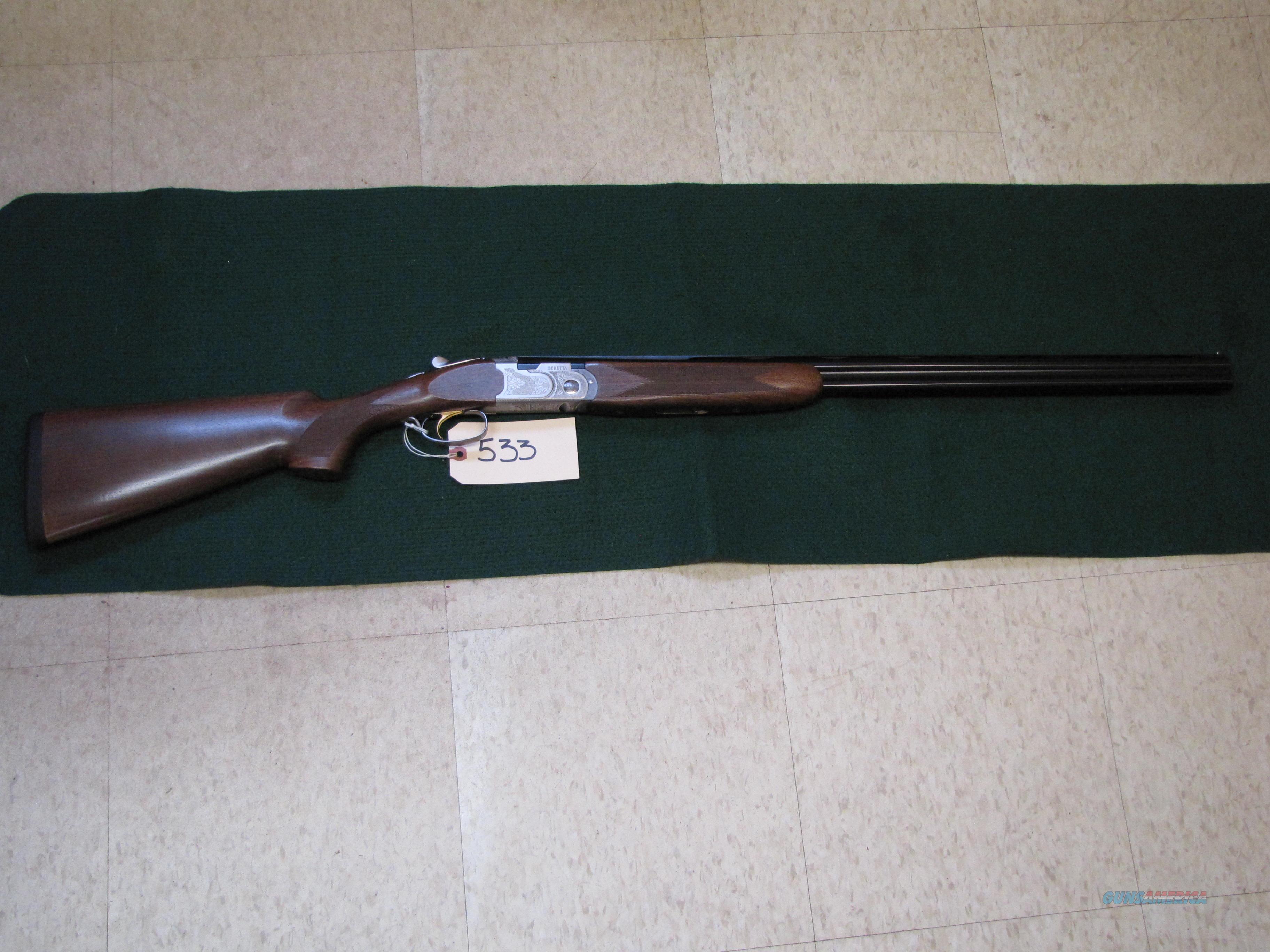 NEW Beretta Silver Pigeon 1, 28 gauge 28 inch  Guns > Shotguns > Beretta Shotguns > O/U > Hunting