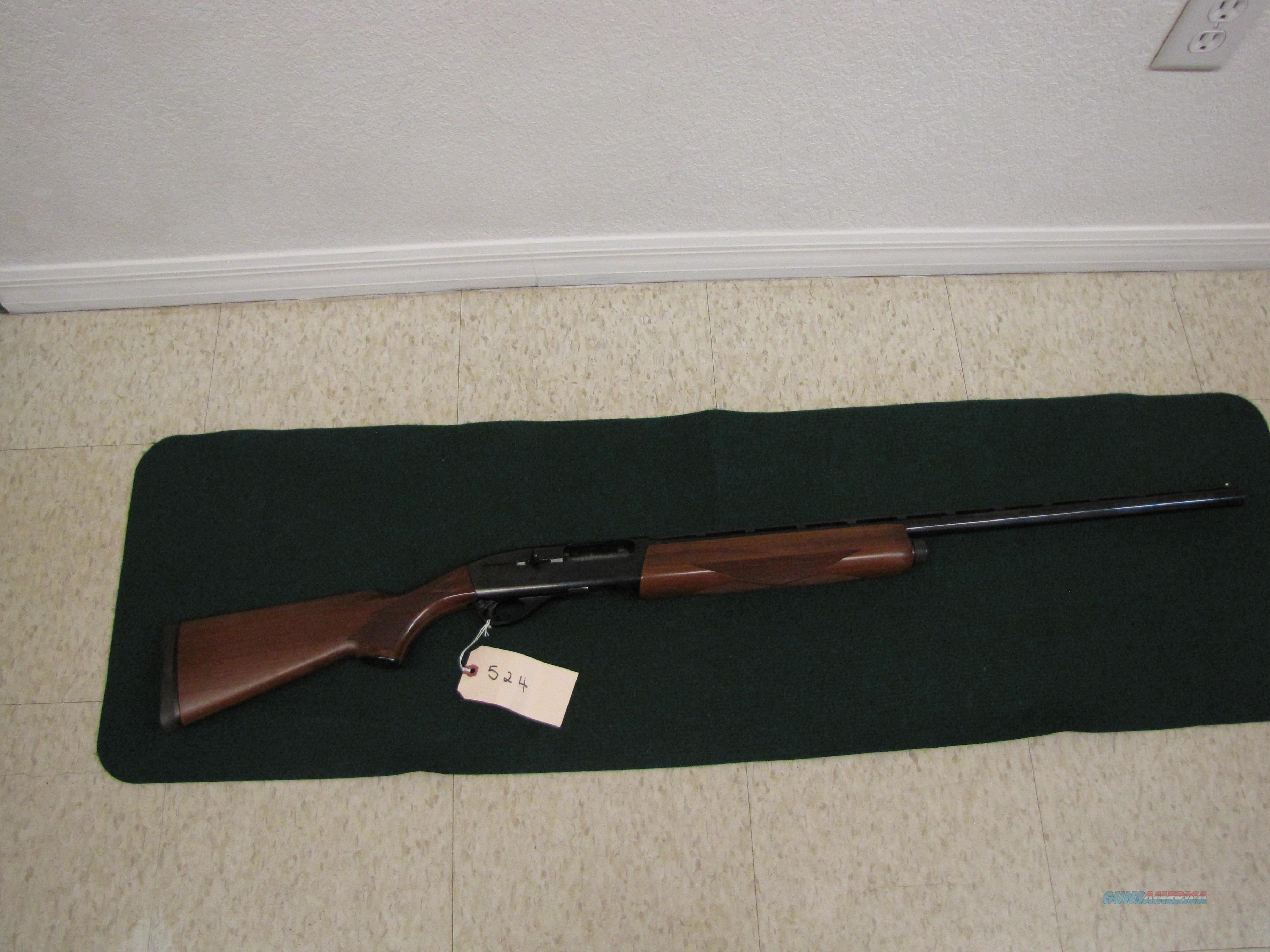 Remington 1187 Premier shotgun   Guns > Shotguns > Remington Shotguns  > Autoloaders > Hunting