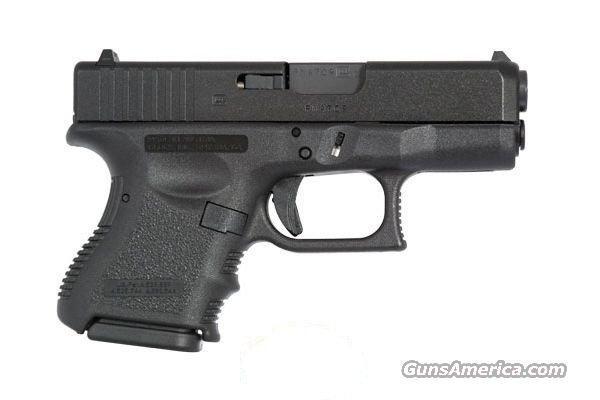 GLOCK 26 9mm 10 RND GEN 3 NIGHT SIGHTS  Guns > Pistols > Glock Pistols > 26/27