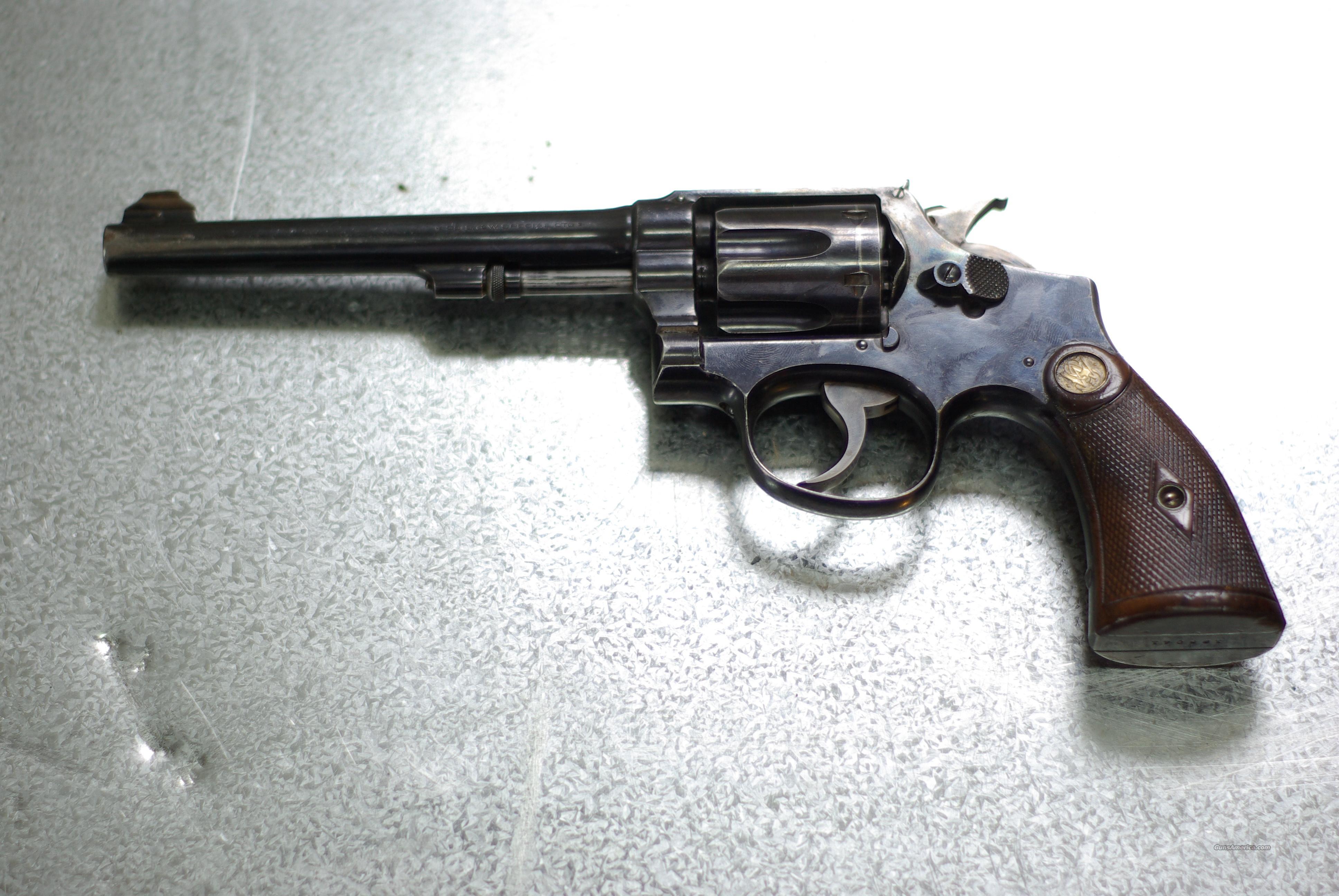 Smith & Wesson Spec. 38 CTG K Frame  Guns > Pistols > Smith & Wesson Revolvers > Full Frame Revolver