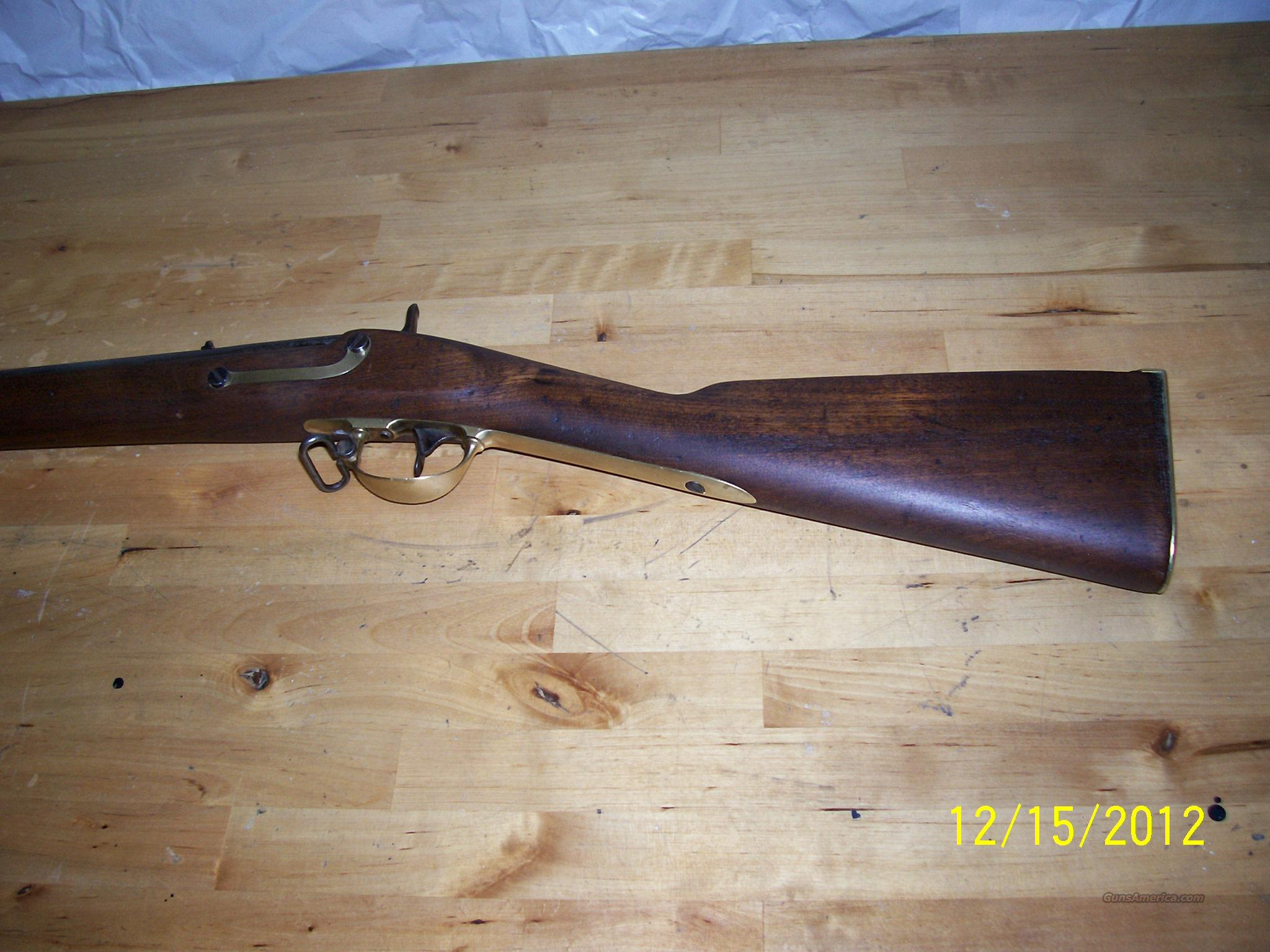 "Model 1841 U.S. Rifle, ""Mississippi Rifle""  Guns > Rifles > Muzzleloading Pre-1899 Rifles (perc)"