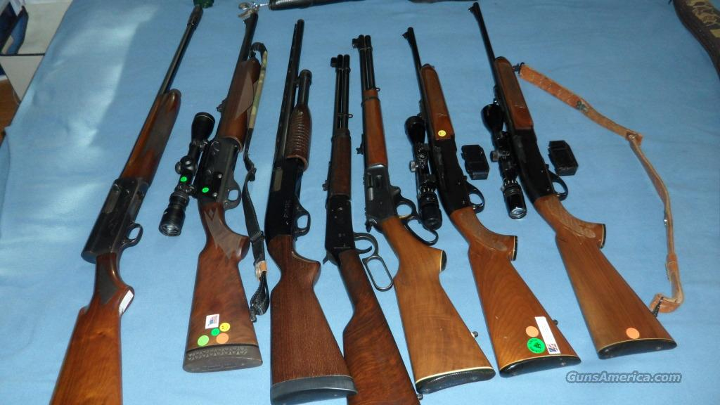 2 Remington 742's (short/long) Bushnell scopes/cases  Guns > Rifles > Remington Rifles - Modern > Model 700 > Sporting
