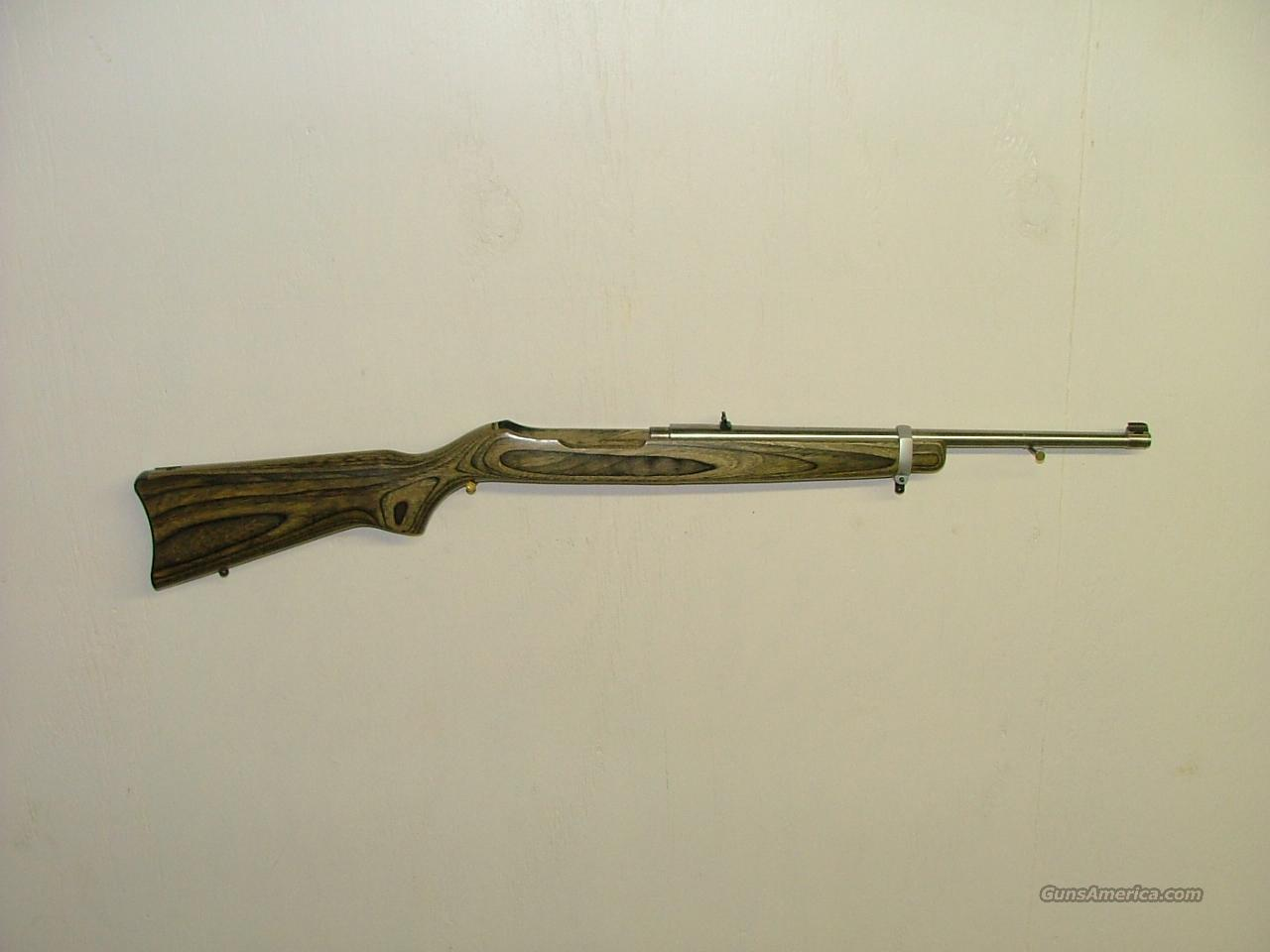 Ruger 10/22 stock and barrell  Guns > Rifles > Ruger Rifles > 10-22