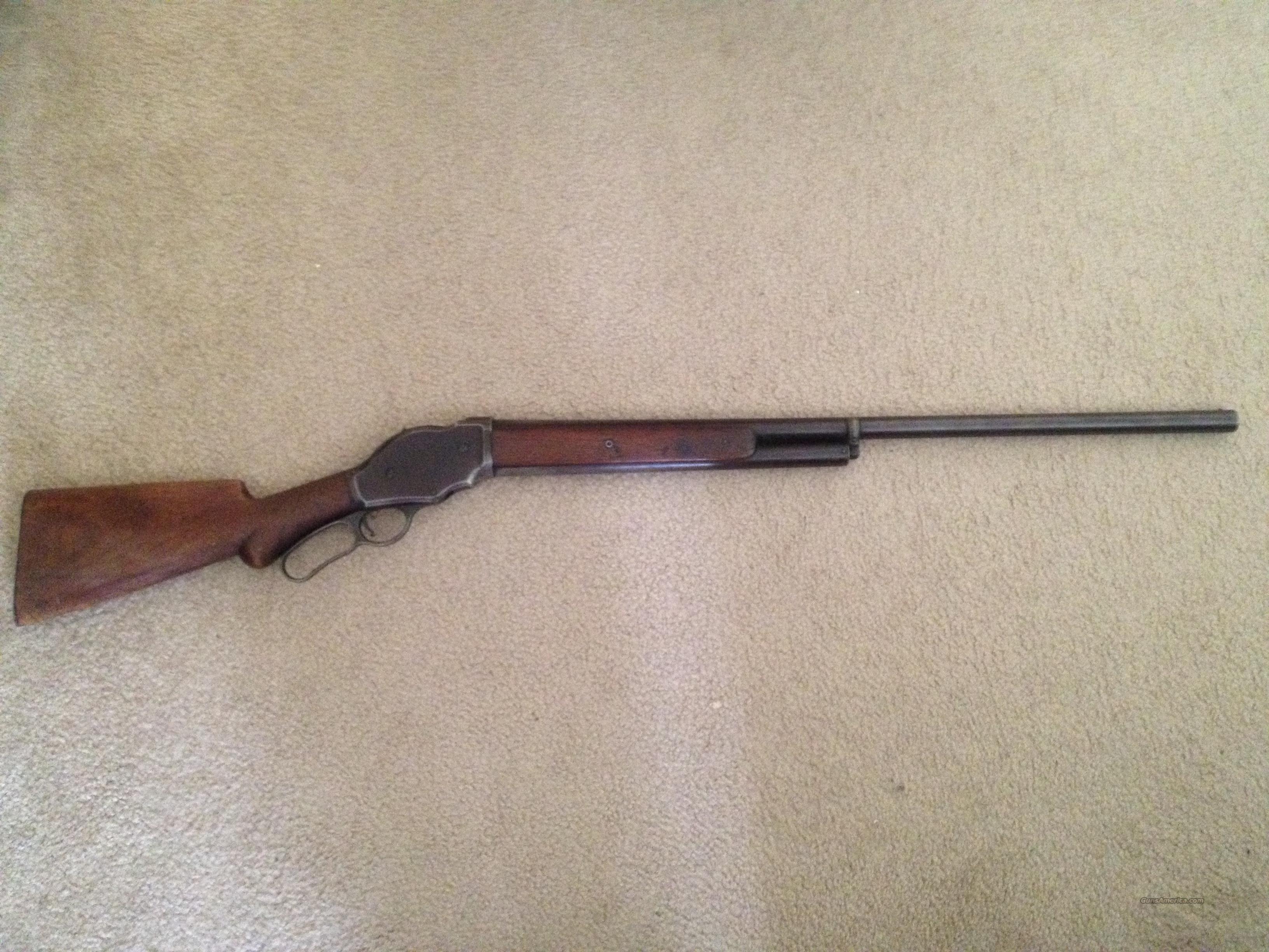 Winchester 1887 12g Vary Rare  Guns > Shotguns > Winchester Shotguns - Pre-1899