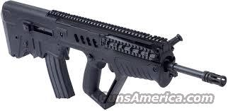 IWI Tavor Bullpup Rifle 223 Cal Right Shoulder Model   Guns > Rifles > IMI Rifles