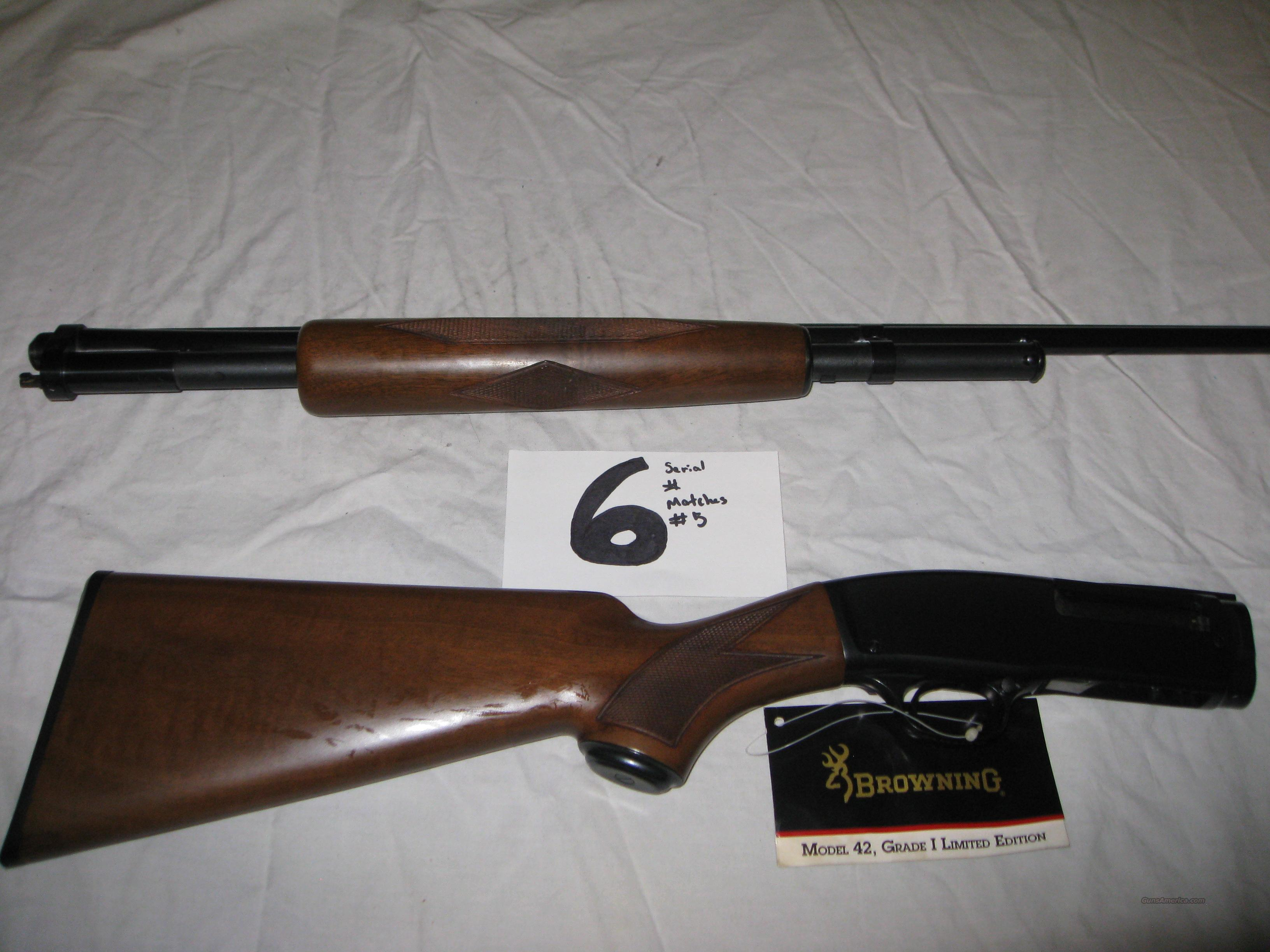Browning 410 Gauge Collectors  Guns > Shotguns > Browning Shotguns > Pump Action > Hunting