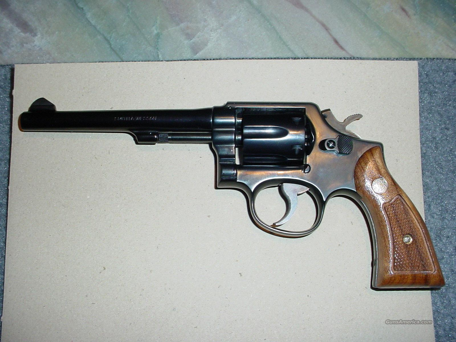 S&W Model 10-5 with 6 in. Barrel  Guns > Pistols > Smith & Wesson Revolvers > Model 10