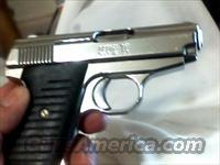 BRYCO .380 ALL STEEL SHINY CHEAP 2 MAGAZINES   Guns > Pistols > Jennings Pistols