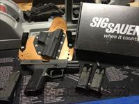 Sig SP2022 like new with 3 mags and hybrid holster  Sig - Sauer/Sigarms Pistols > 2022