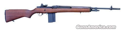 New in Box Standard M1A Walnut .308  Guns > Rifles > Springfield Armory Rifles > M1A/M14