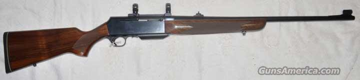 Browning BAR .300 WIN MAG, Semi-Automatic, Scope Rings & Mount -NICE !!!  Guns > Rifles > Browning Rifles > Semi Auto > Hunting