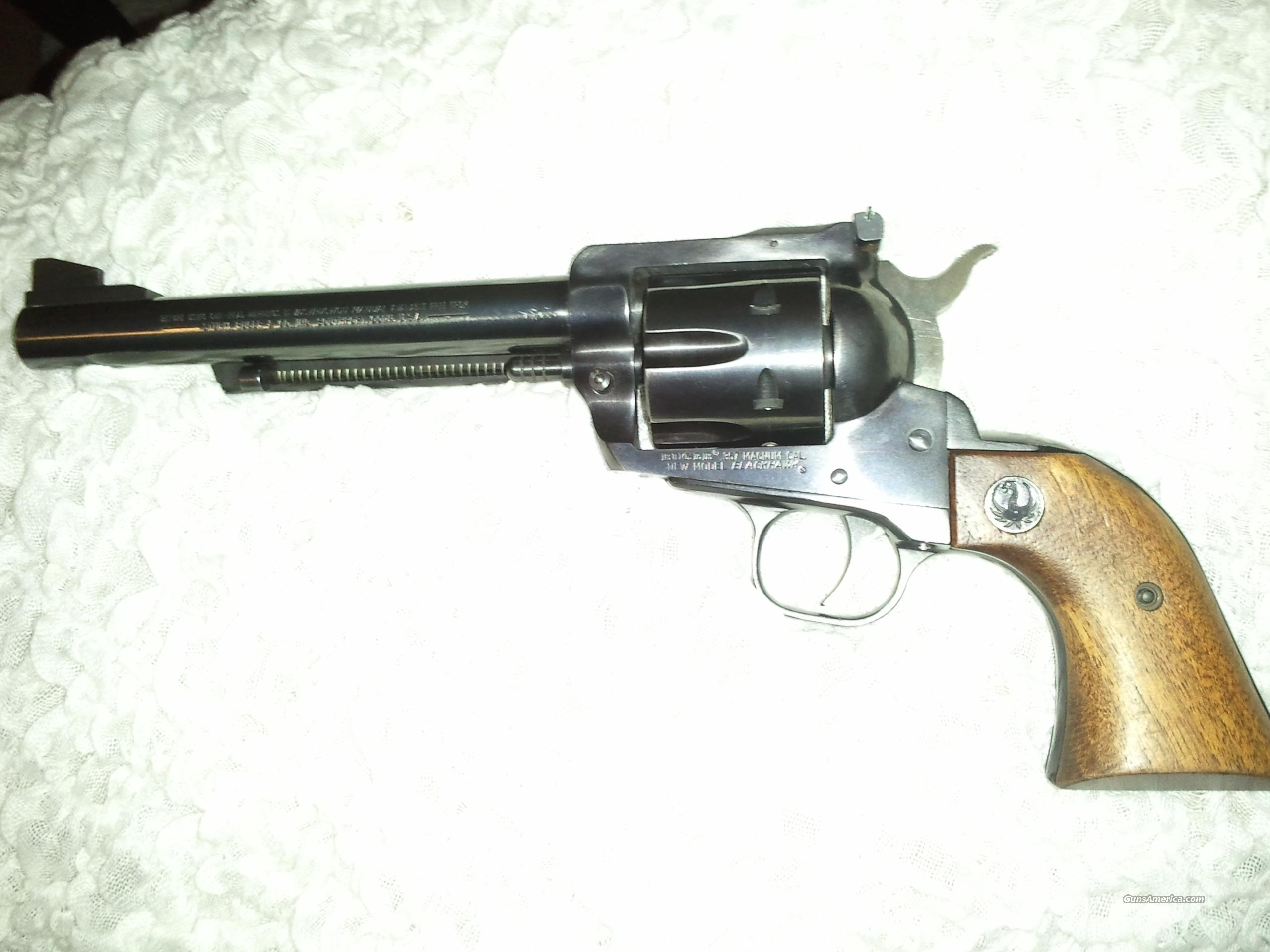 Used Ruger Blackhawk 357  Guns > Pistols > Ruger Single Action Revolvers > Blackhawk Type