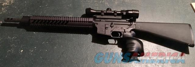 Very Nice Bushmaster AR-15 Quad Rail for Sale  Guns > Rifles > Bushmaster Rifles > Complete Rifles