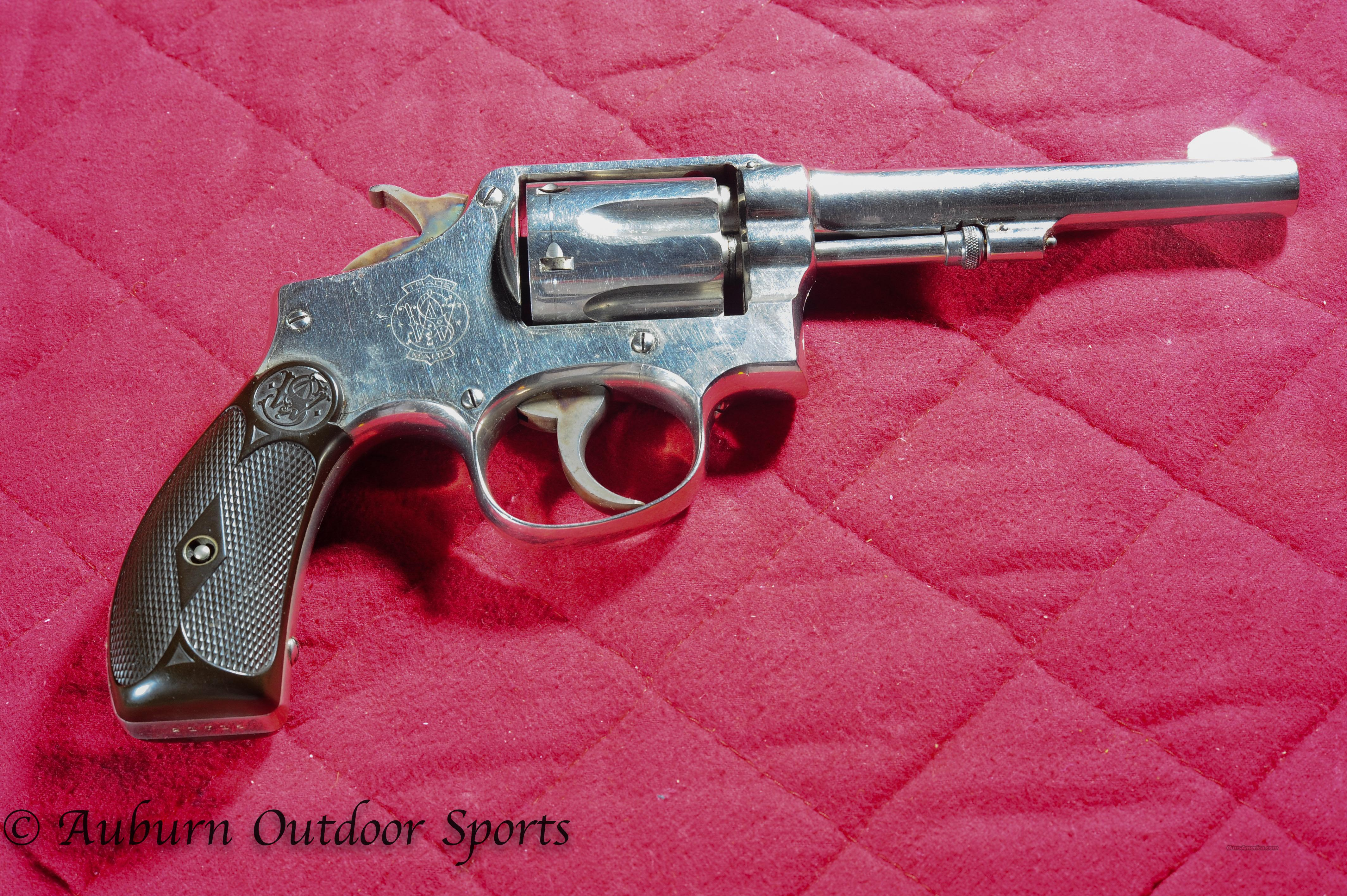 Smith & Wesson 1905   Guns > Pistols > Smith & Wesson Revolvers > Pre-1945