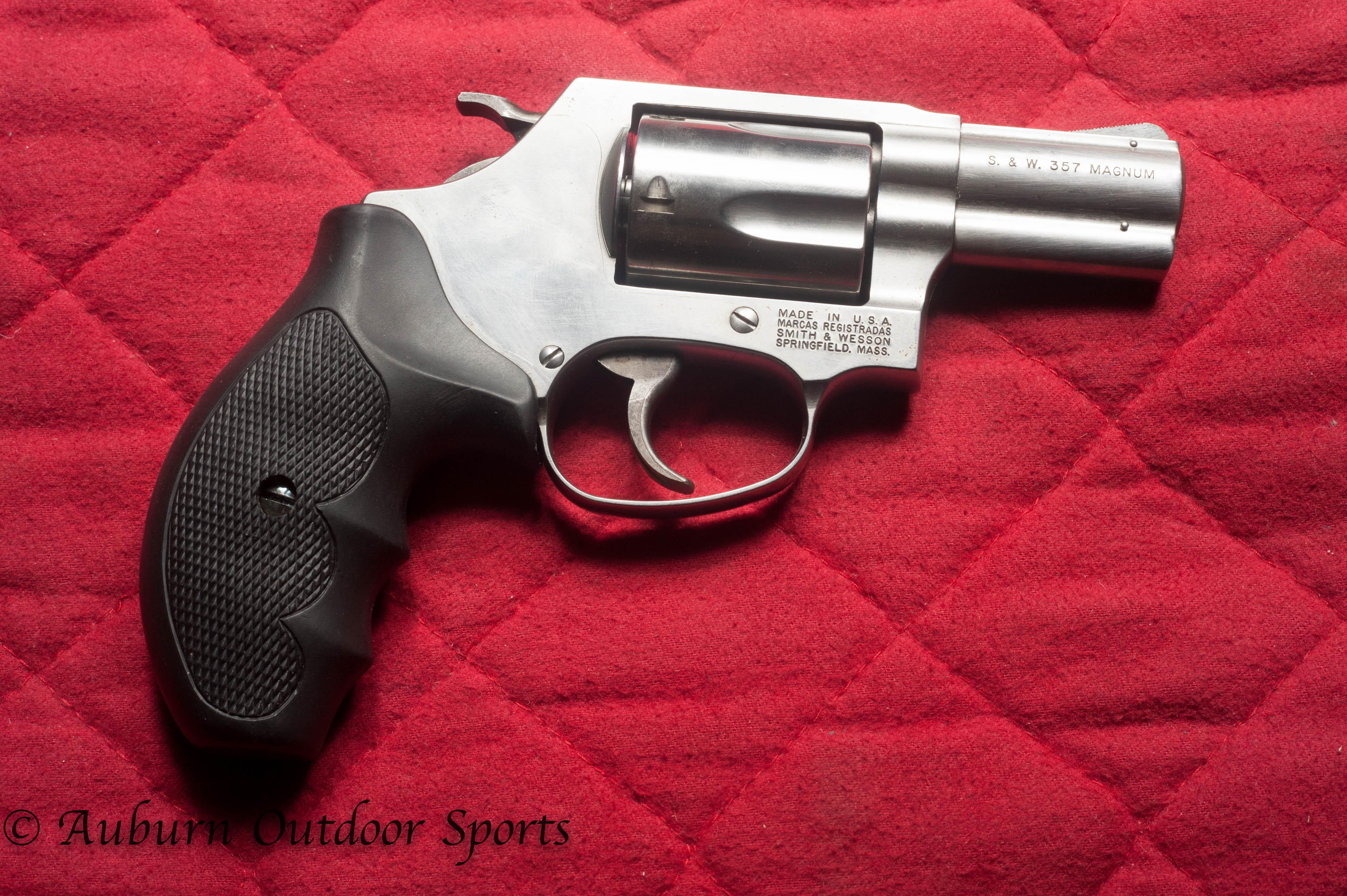 Smith & Wesson 60-9 .357 magnum  Guns > Pistols > Smith & Wesson Revolvers > Pocket Pistols
