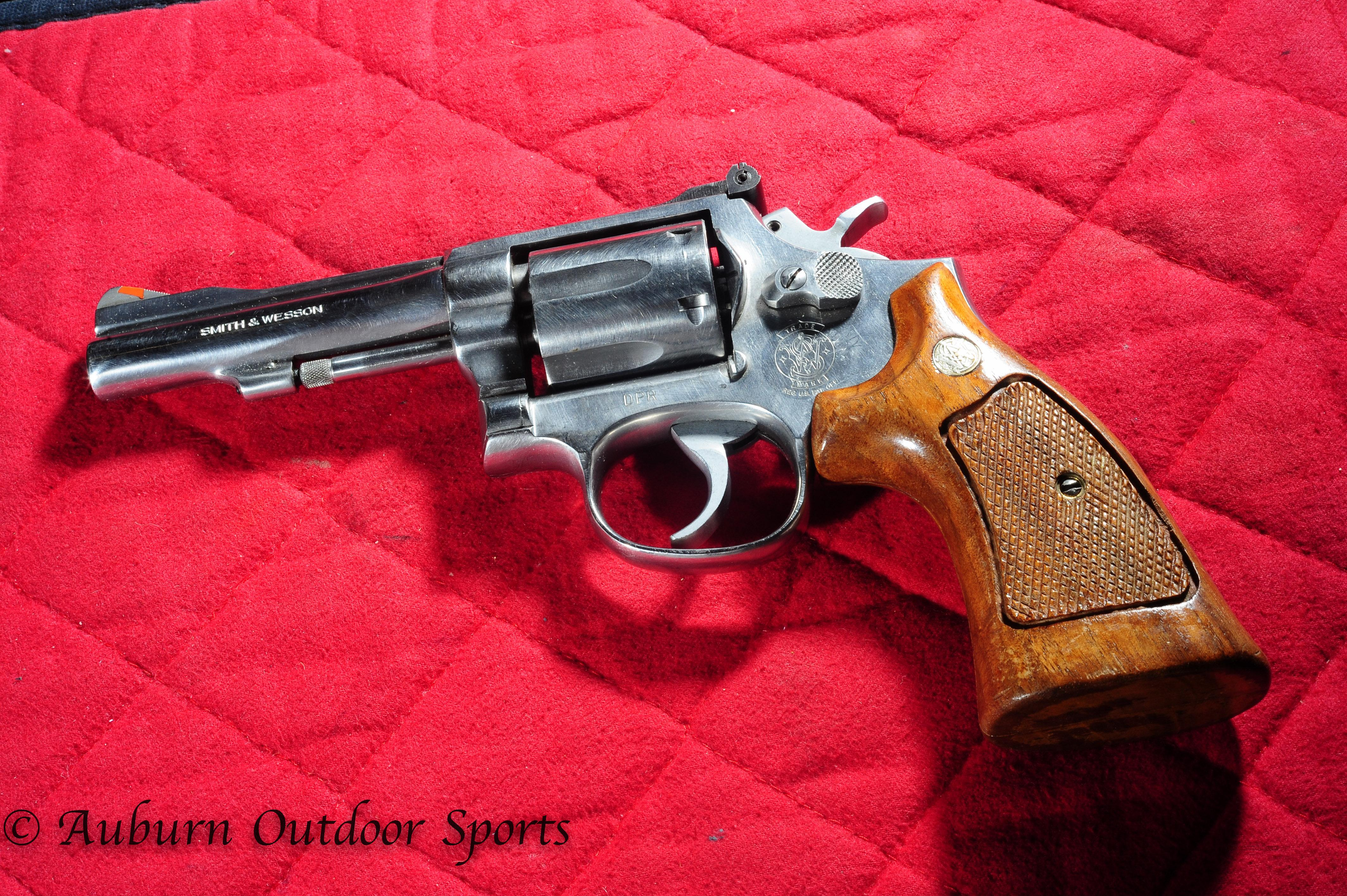 Smith and Wesson model 67-1  Guns > Pistols > Smith & Wesson Revolvers > Full Frame Revolver