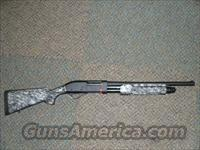 Weatherby PA08 12ga SKULLS Pump Shotgun  Weatherby Shotguns > Trap/Skeet > Single Barrel