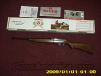 Ruger 1022 22 Mag 50th Anniversary Semi Auto Rifle  Guns > Rifles > Ruger Rifles > 10-22