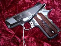 Iver Johnson 1911 Thrasher 45ACP Polished SS  Iver Johnson Pistols