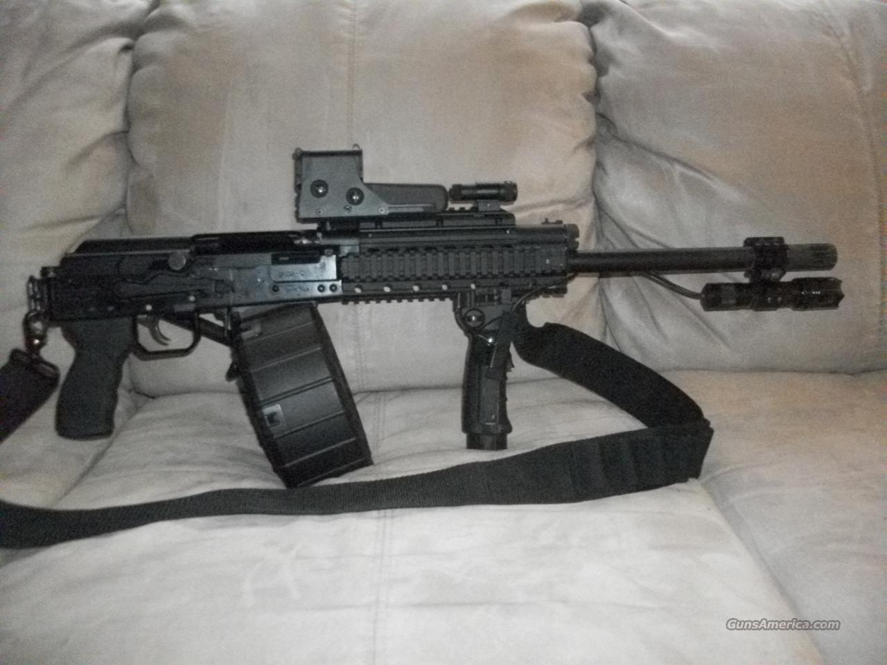 TACTICAL SAIGA 12 GA.  Guns > Shotguns > Saiga Shotguns > Shotguns
