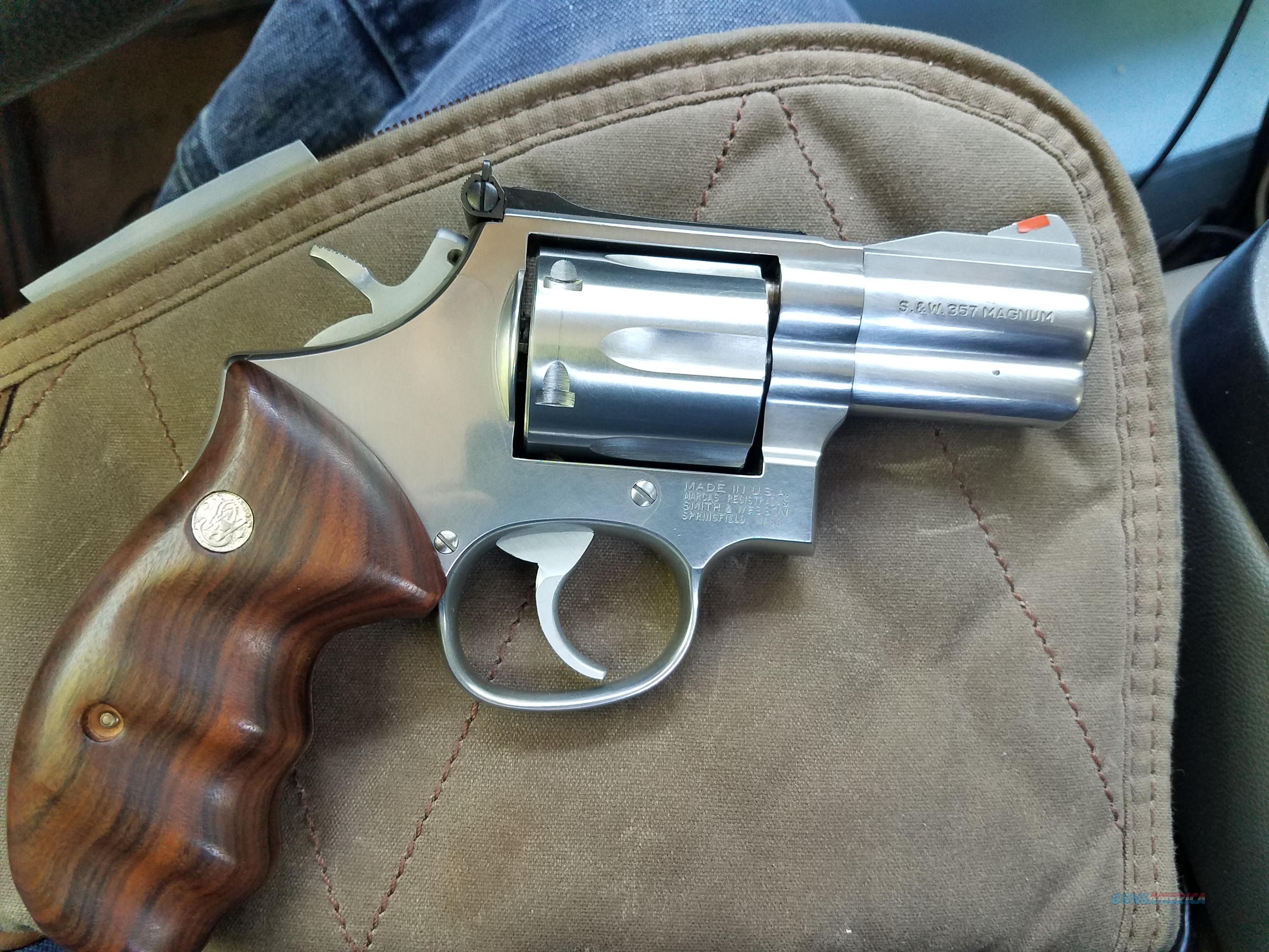Smith and Wesson model 686-4  Guns > Pistols > Smith & Wesson Revolvers > Full Frame Revolver