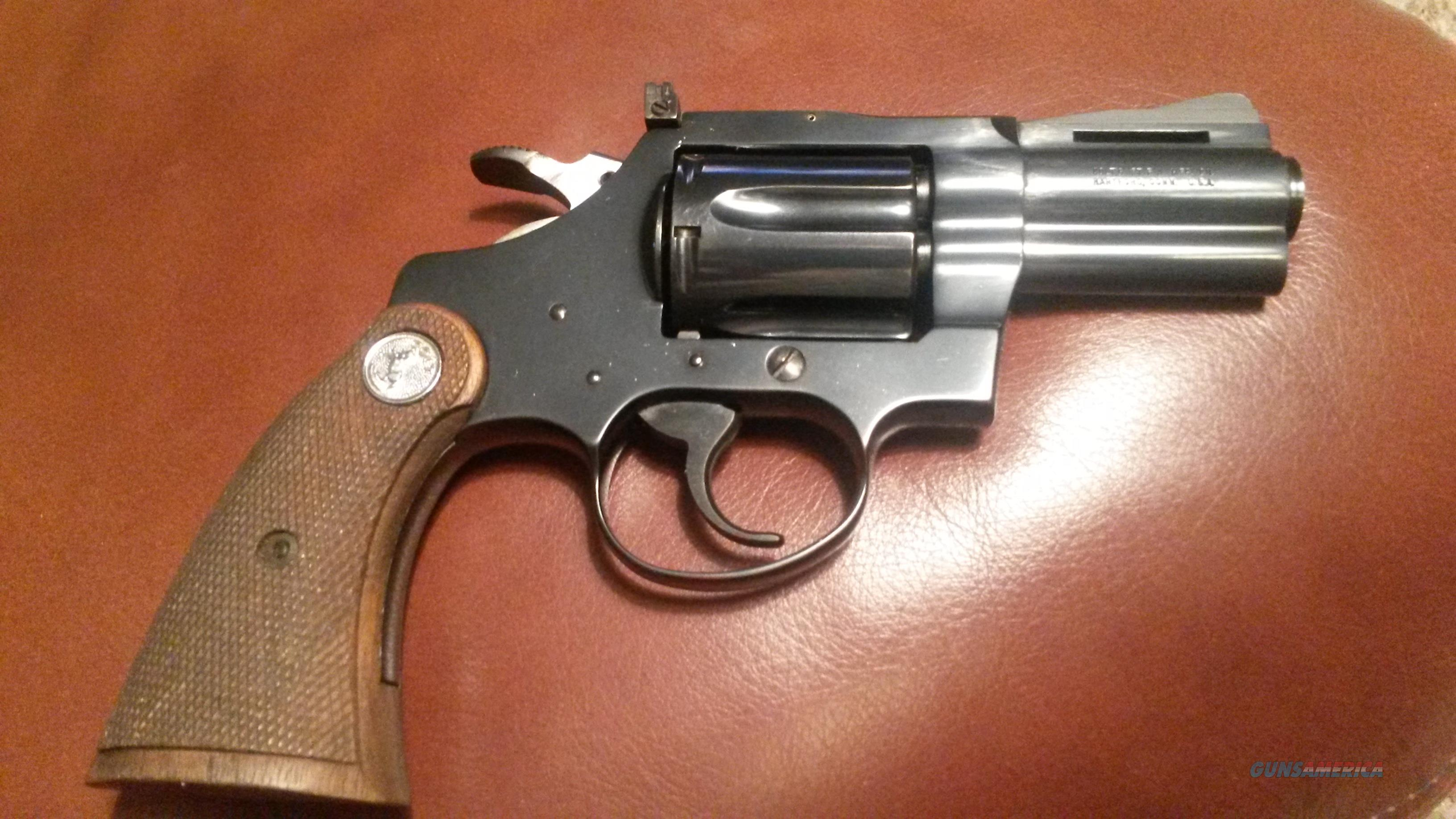 Image s  Colt Diamondback     spl         barrel GunsAmerica