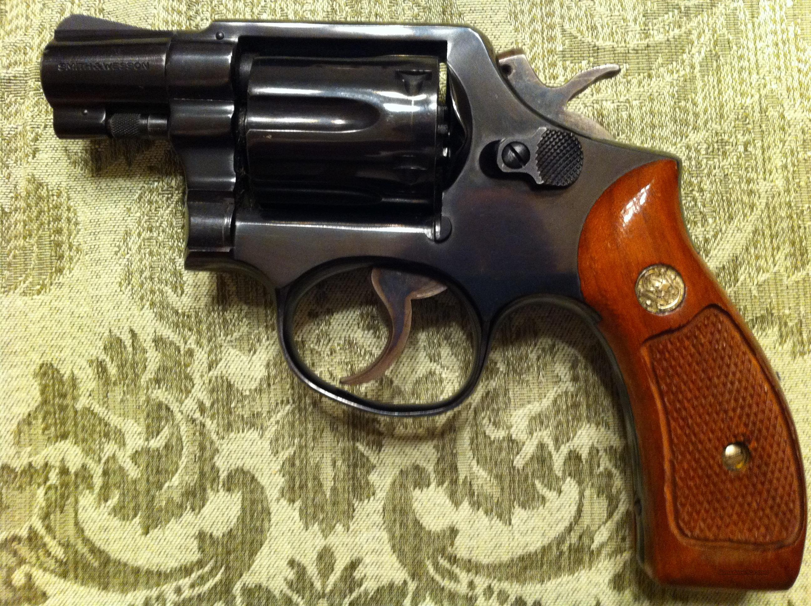 Smith and Wesson Model 10-5 Revolver 2 inch barrel  Guns > Pistols > Smith & Wesson Revolvers > Model 10