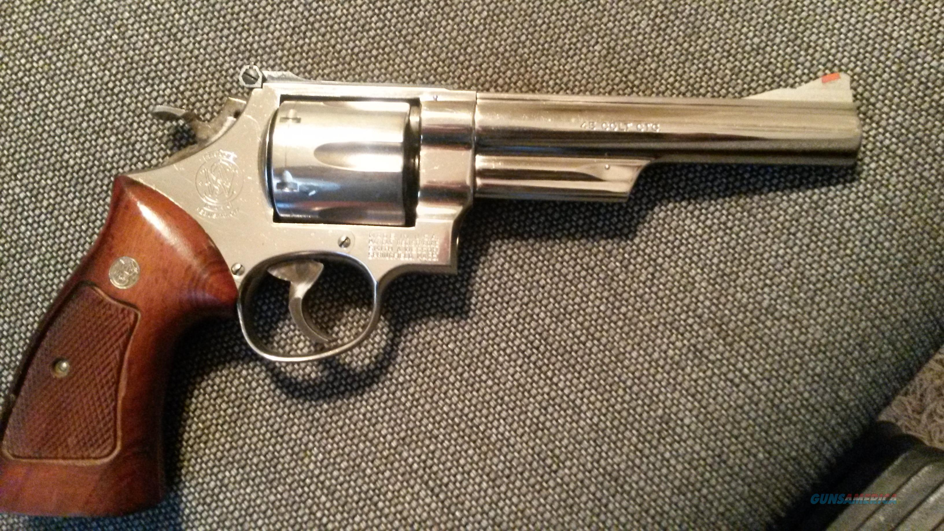 Smith and Wesson 45 Colt. Model 25-5. Revolver  Guns > Pistols > Smith & Wesson Revolvers > Full Frame Revolver