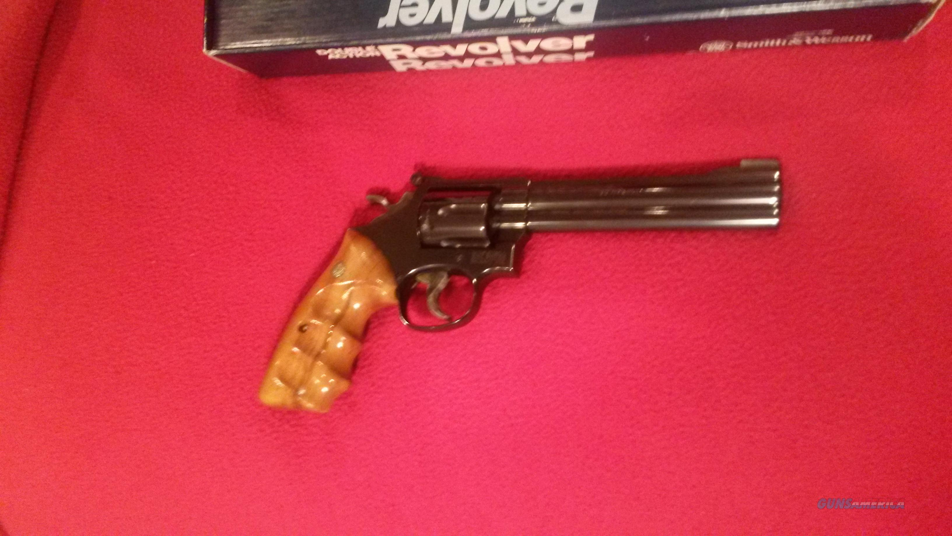 Smith and wesson model 16-4. Revolver .32 Magnum NIB  Guns > Pistols > Smith & Wesson Revolvers > Full Frame Revolver
