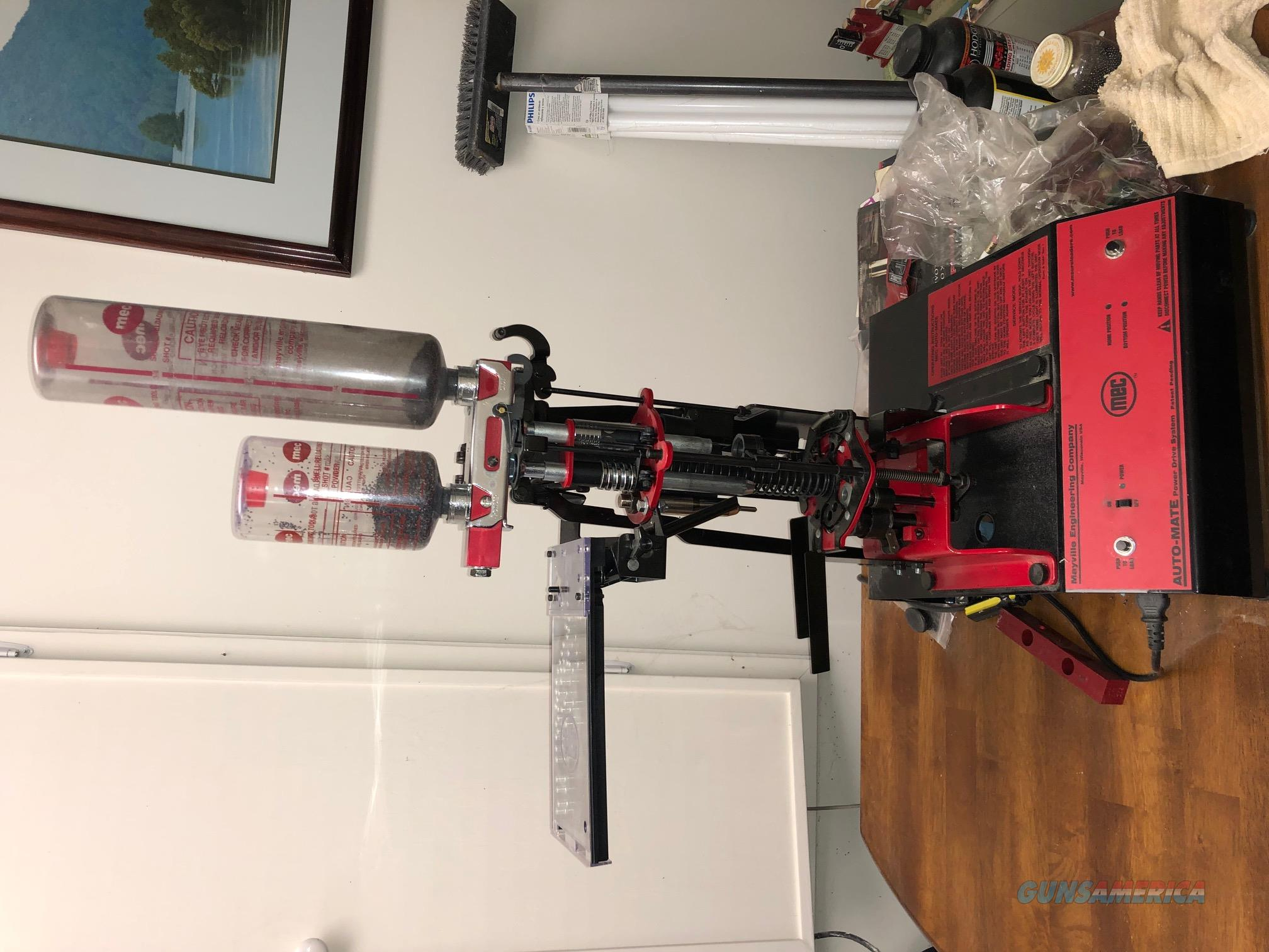 MEC 9000 AUTMOATE 12 GAUGE RELOADER  Non-Guns > Reloading > Equipment > Shotshell > Presses