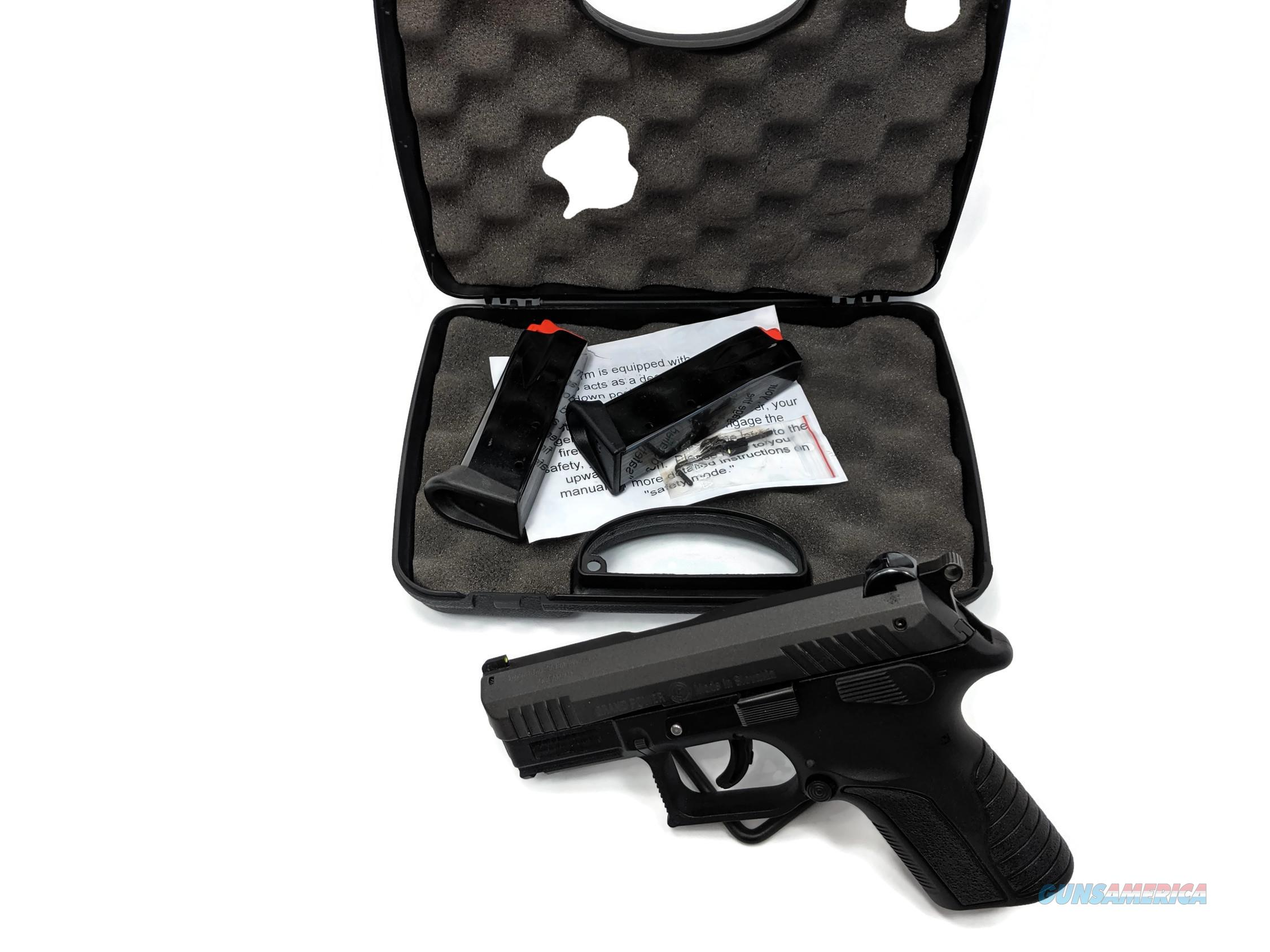 Grand Power P11 Decocker 9mm with free shipping till Dec 23  Guns > Pistols > G Misc Pistols
